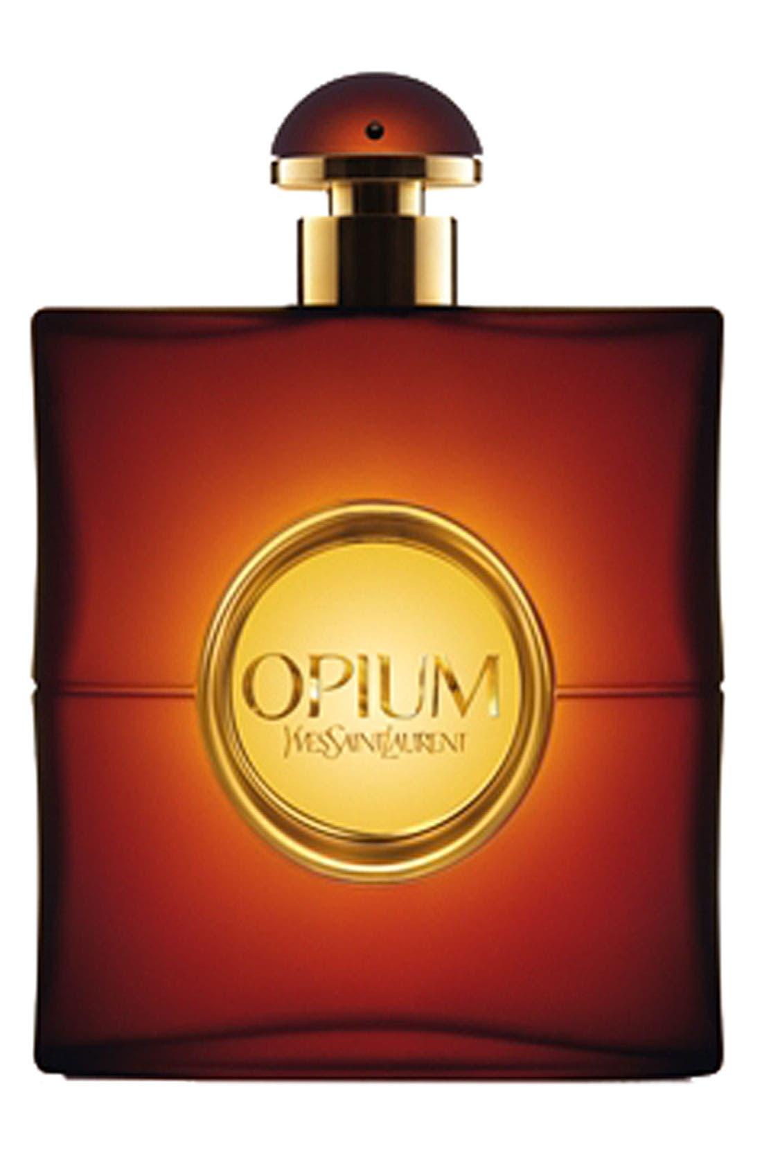 Opium Eau de Toilette Spray,                             Main thumbnail 1, color,                             NO COLOR