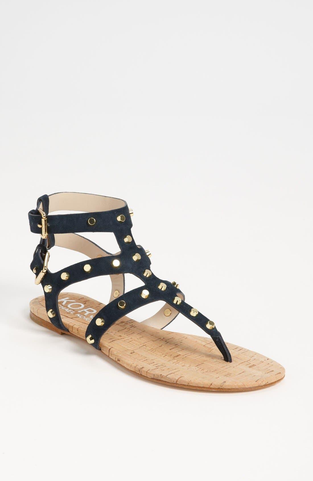 'Jordyn' Sandal,                             Main thumbnail 1, color,                             406
