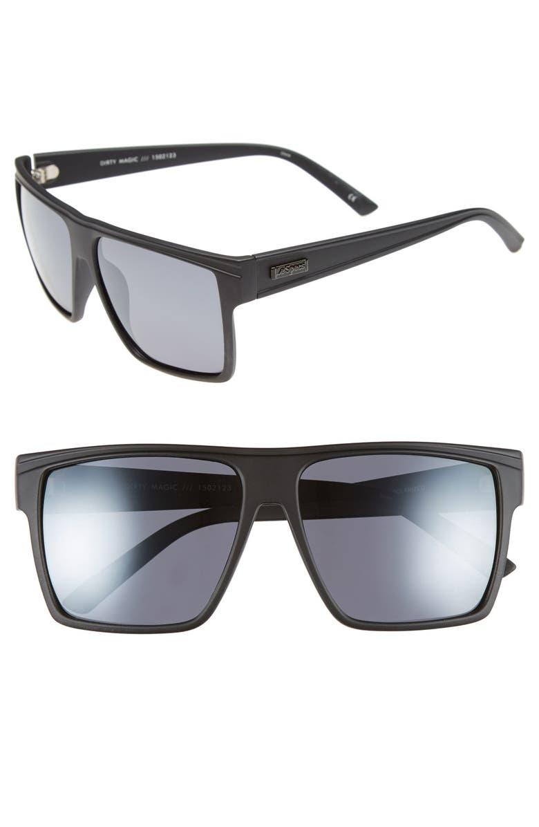 Le Specs  Dirty Magic  58mm Polarized Sunglasses  e693f2b341171