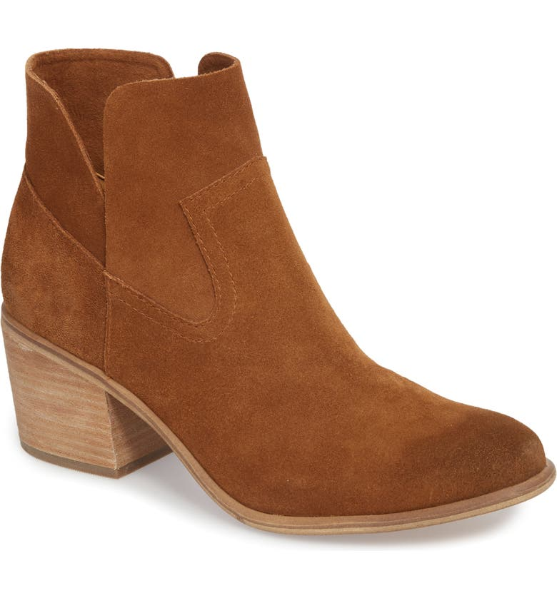 Purchase BP. Brice Notched Bootie (Women) Best price
