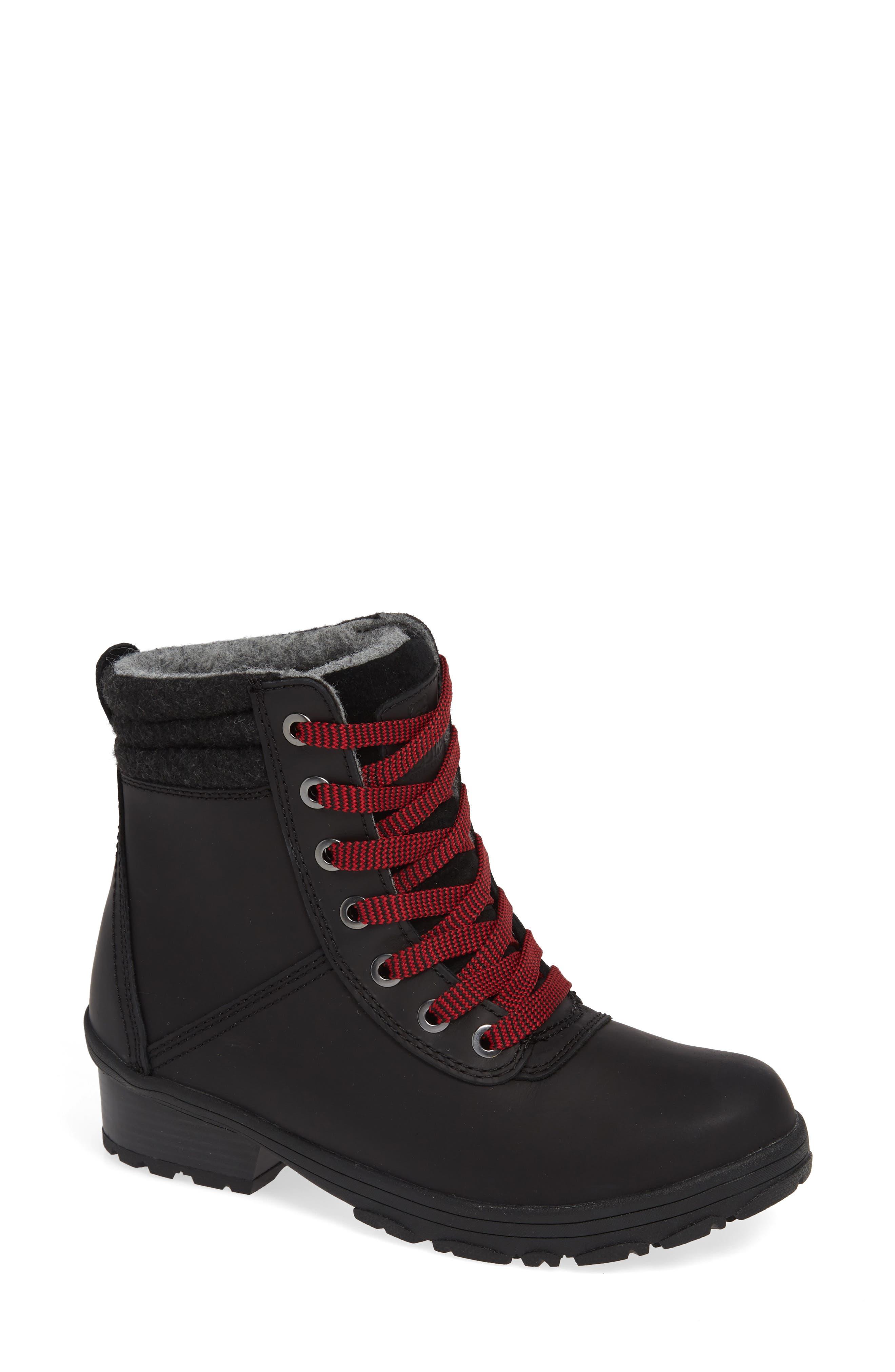 Kodiak Shari Waterproof Hiking Boot, Black