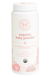 THE HONEST COMPANY ORGANIC BABY POWDER