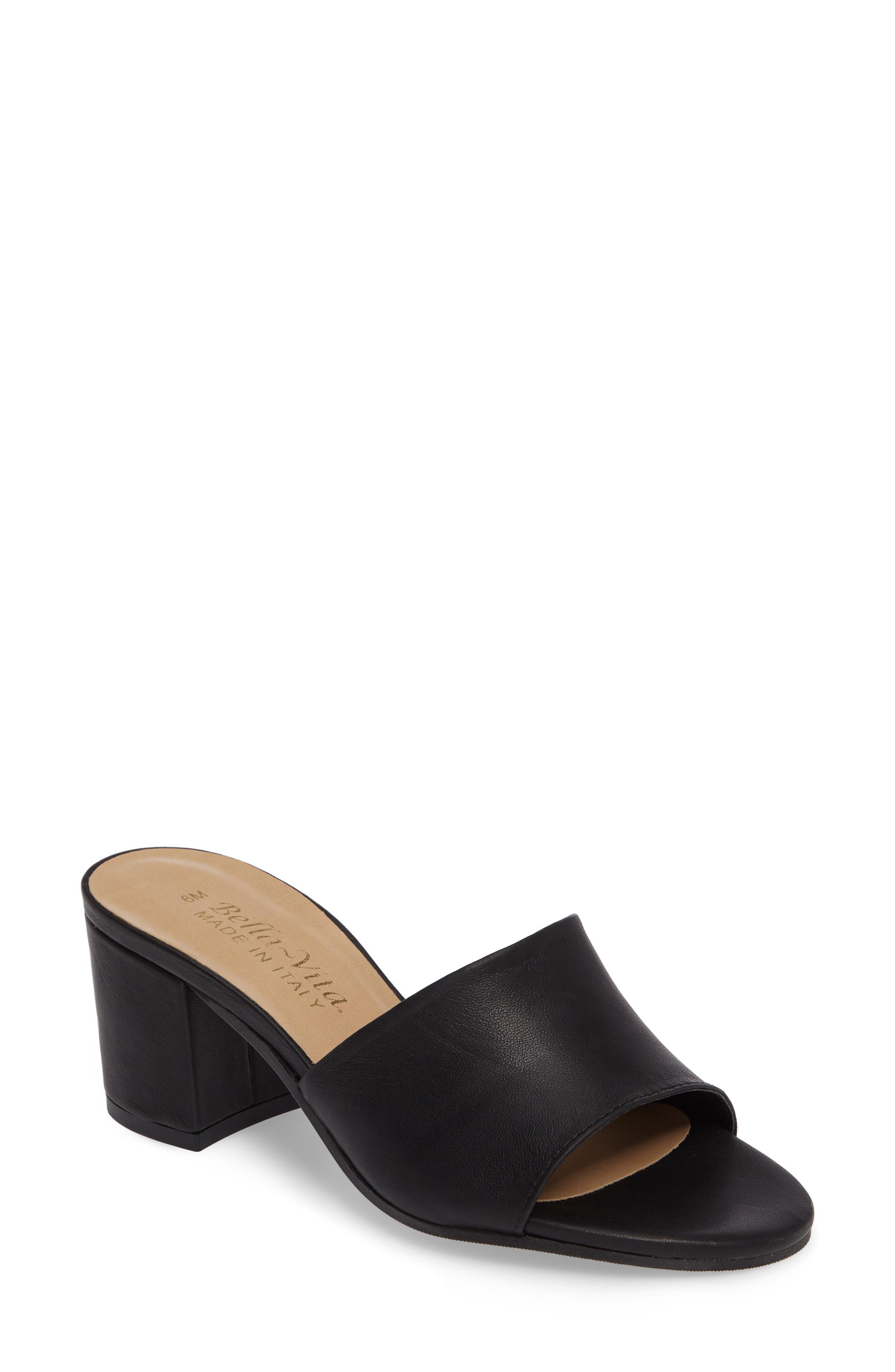 BELLA VITA Mel Slide Sandal, Main, color, 001
