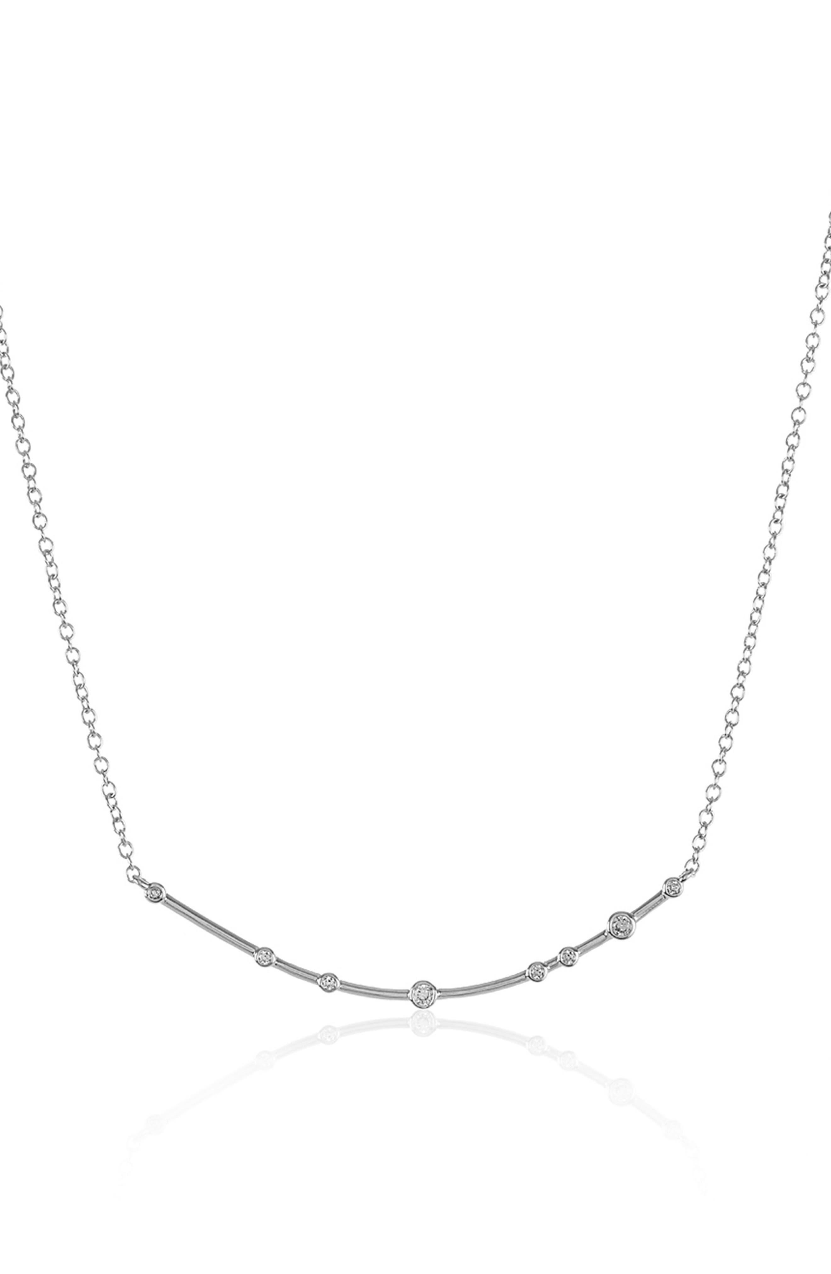 Crescent Necklace,                             Alternate thumbnail 3, color,                             040