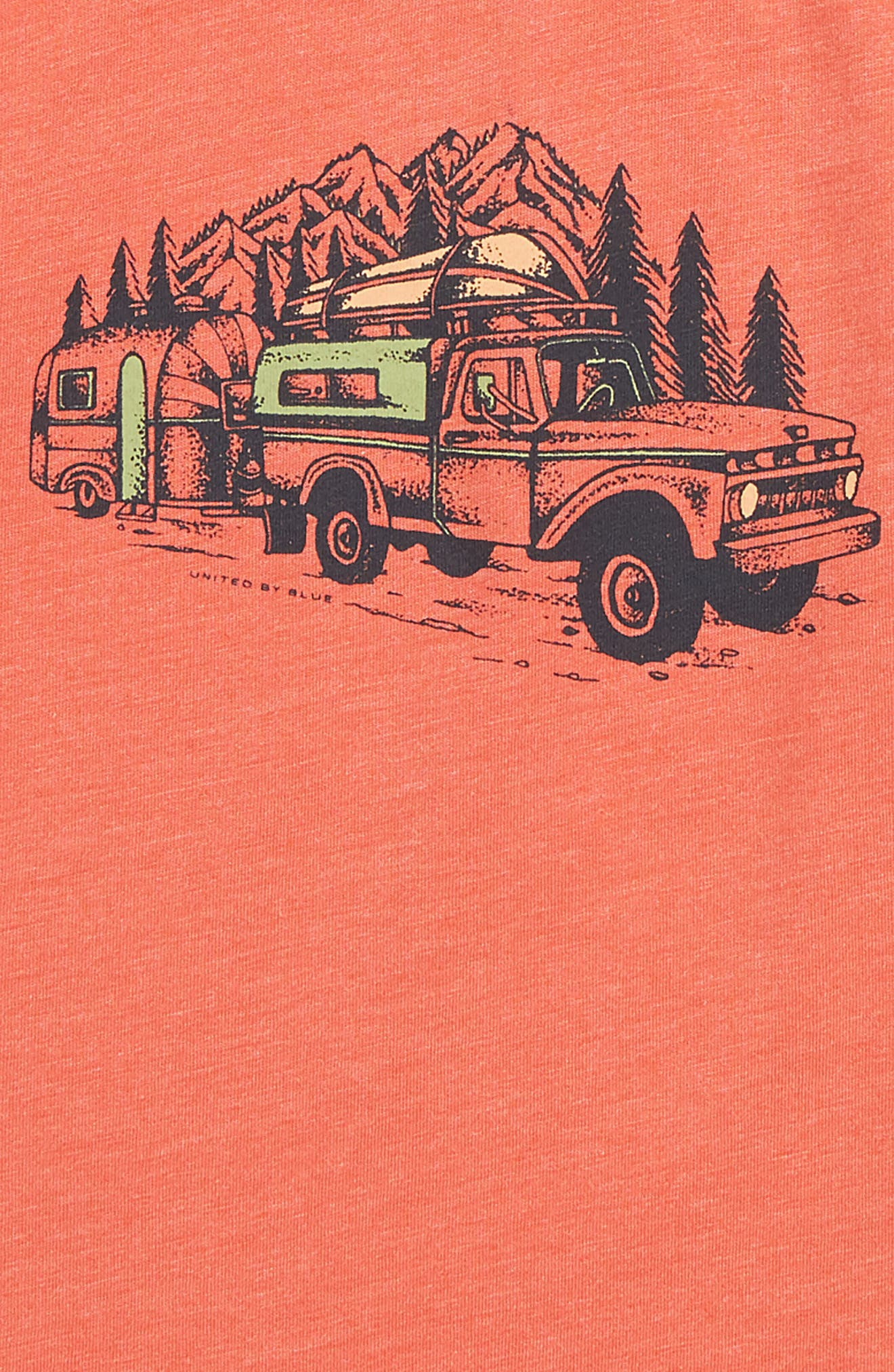 Truck 'n' Camper T-Shirt,                             Alternate thumbnail 2, color,                             800
