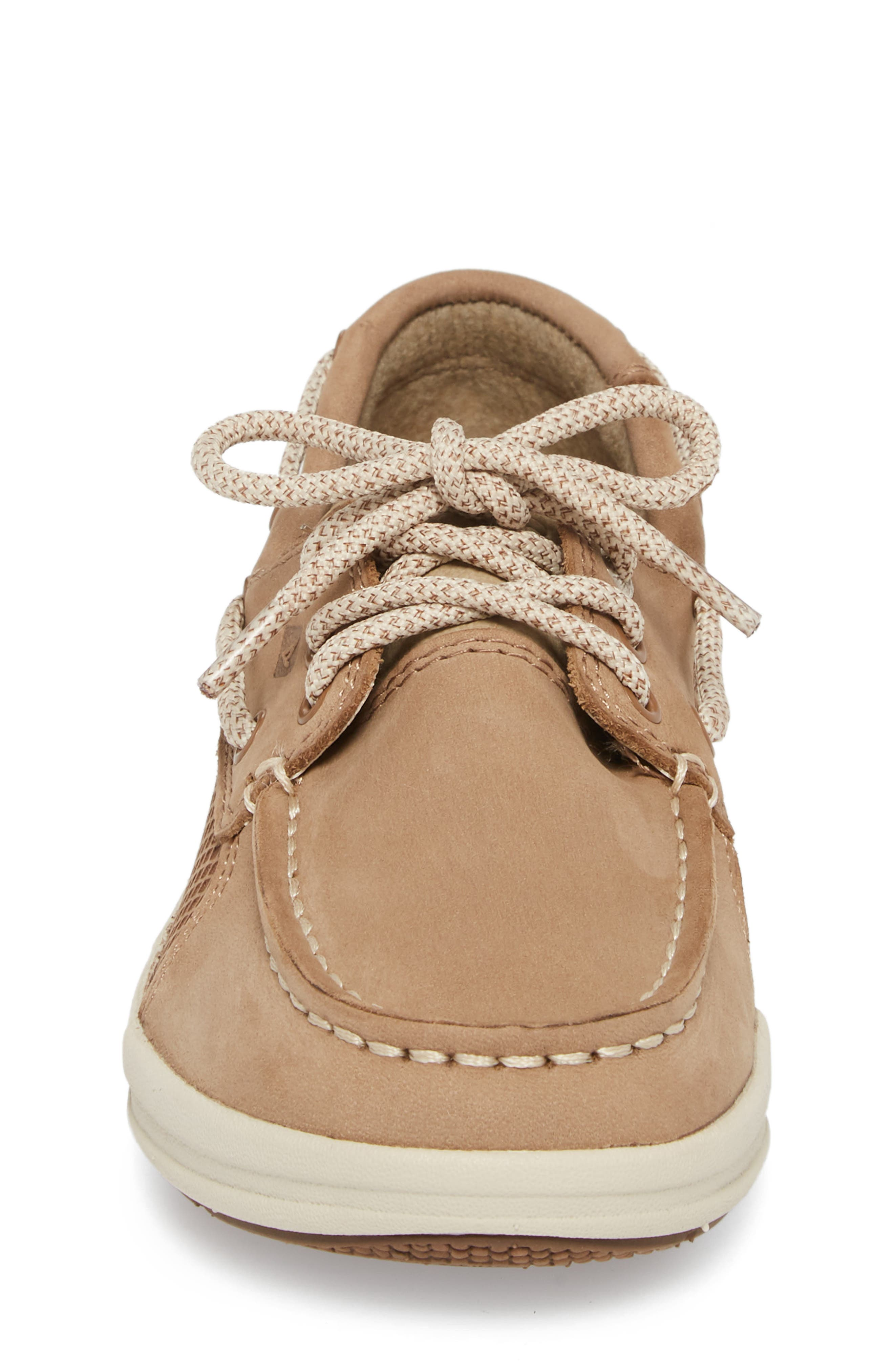 Sperry Gamefish Boat Shoe,                             Alternate thumbnail 4, color,                             270