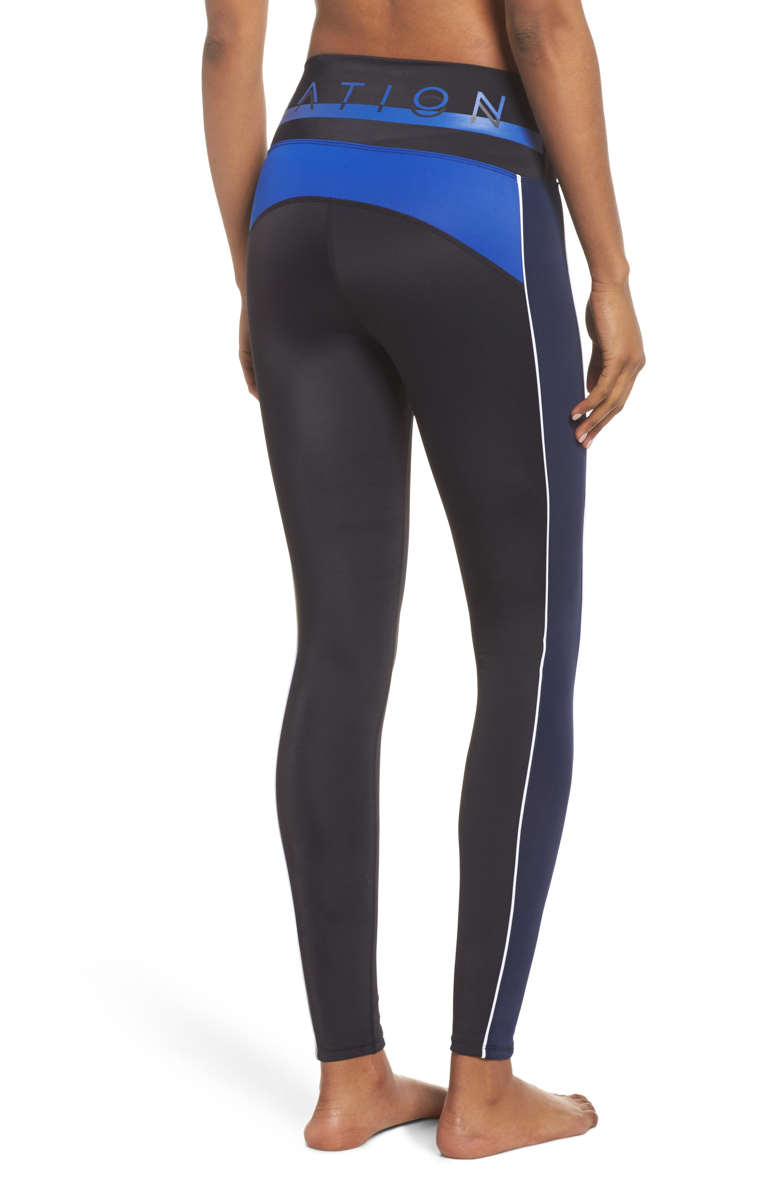 The Delta Leggings,                             Alternate thumbnail 2, color,                             001