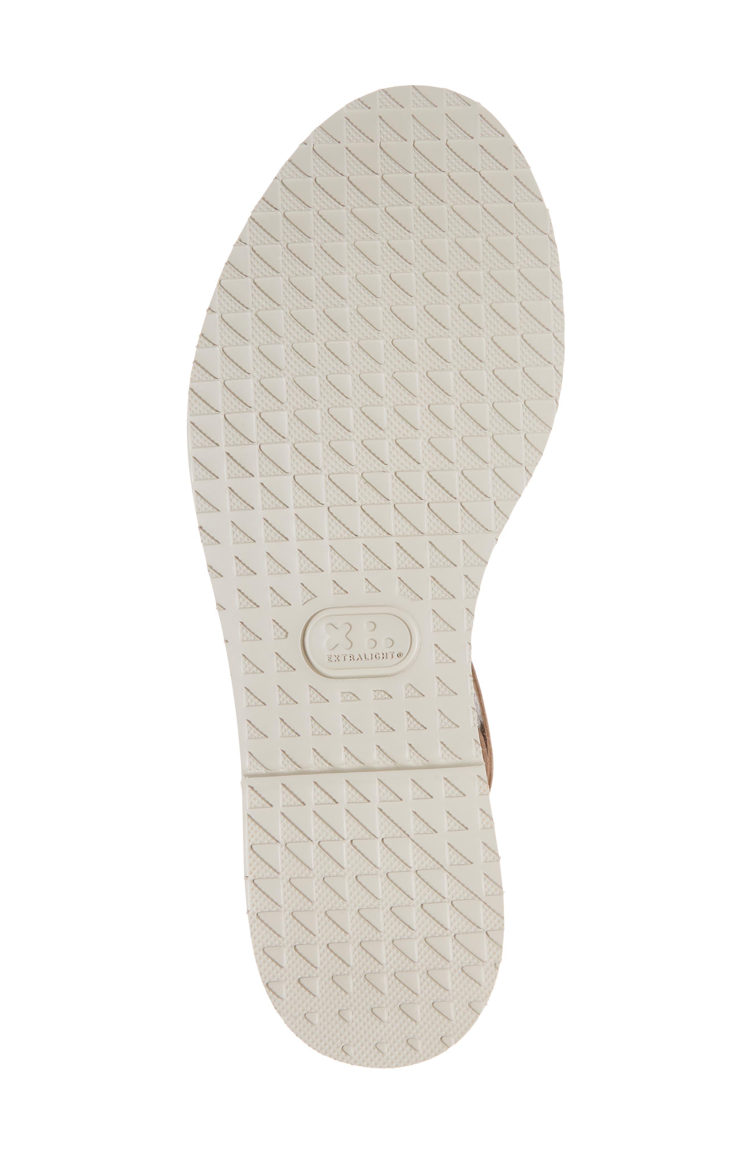 Quarter Strap Platform Sandal,                             Alternate thumbnail 6, color,                             255