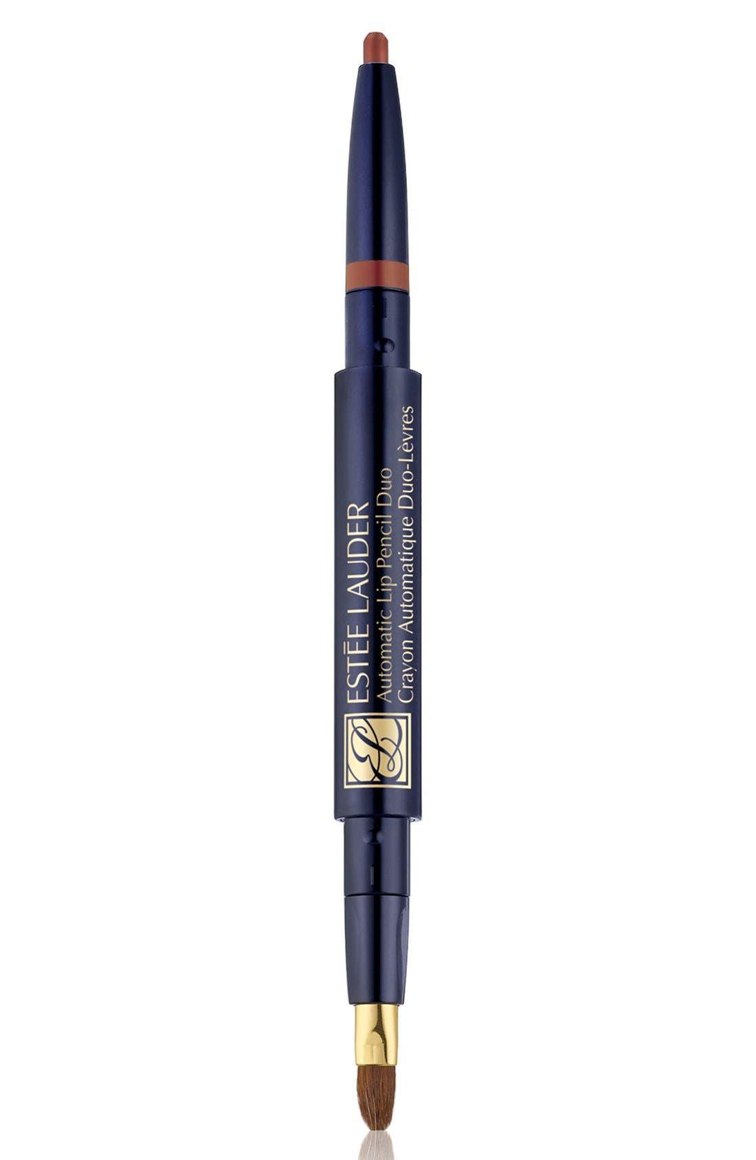 Estee Lauder Automatic Lip Pencil Duo - Spice