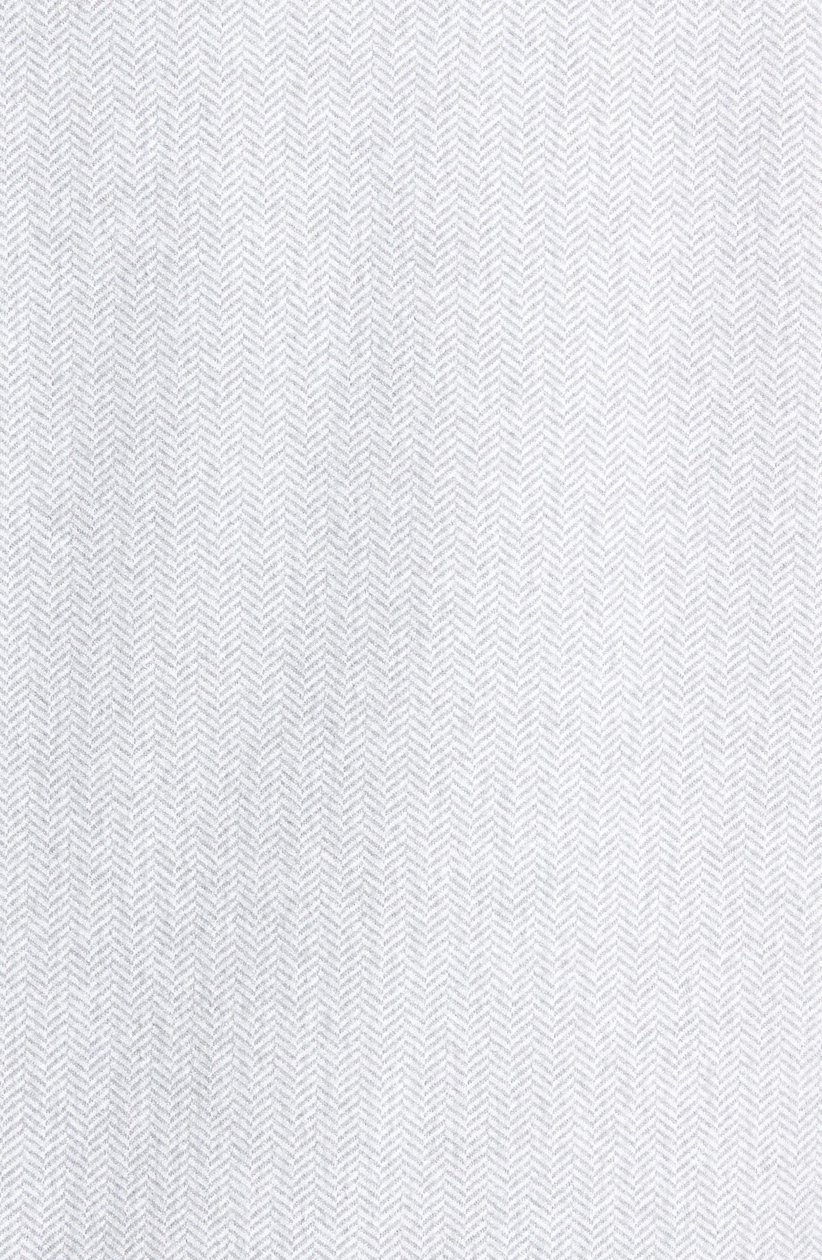 MIZZEN+MAIN,                             Anchorage Regular Fit Henley T-Shirt,                             Alternate thumbnail 5, color,                             031