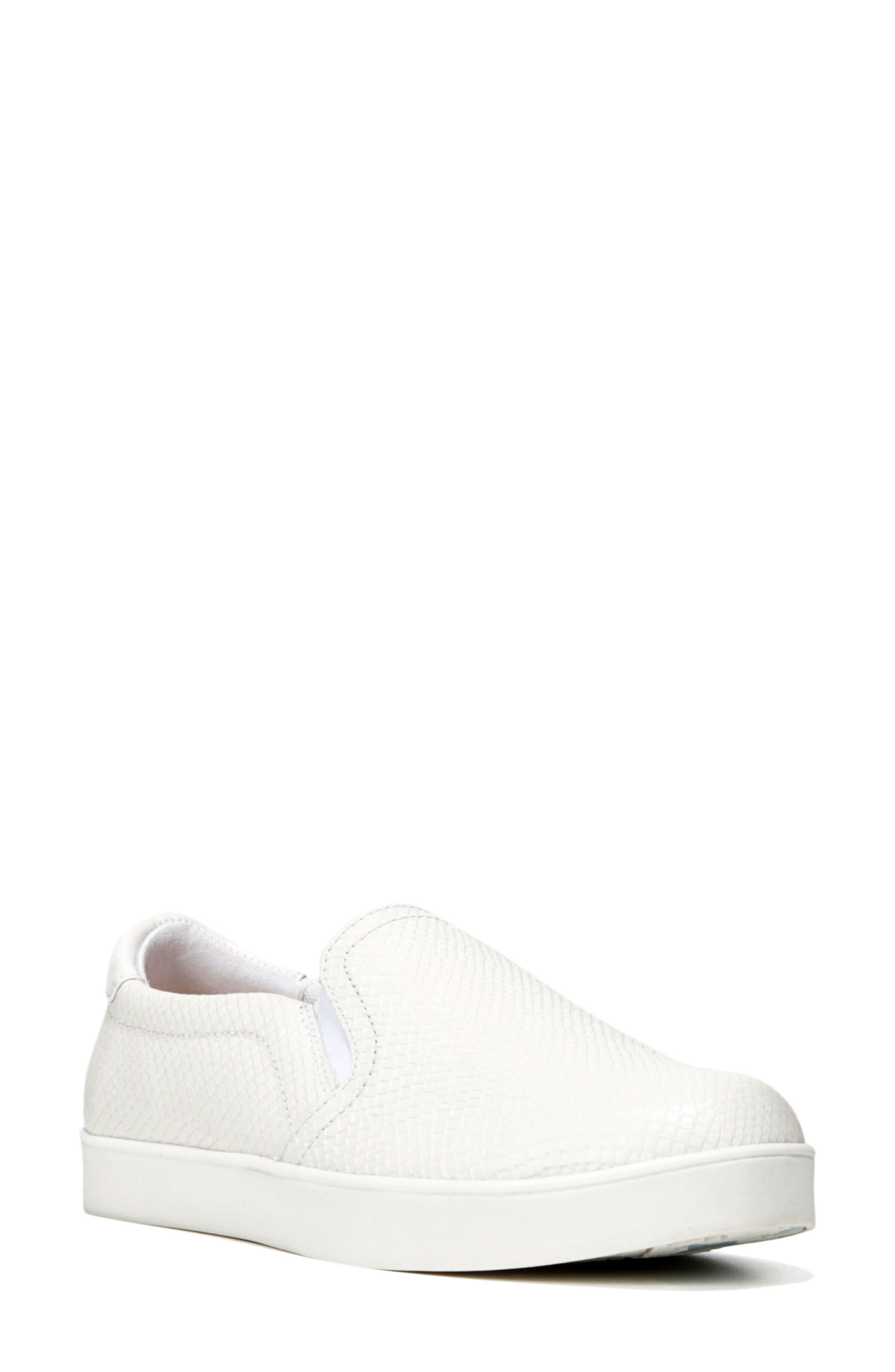 Original Collection 'Scout' Slip On Sneaker,                         Main,                         color, GARDENIA LEATHER