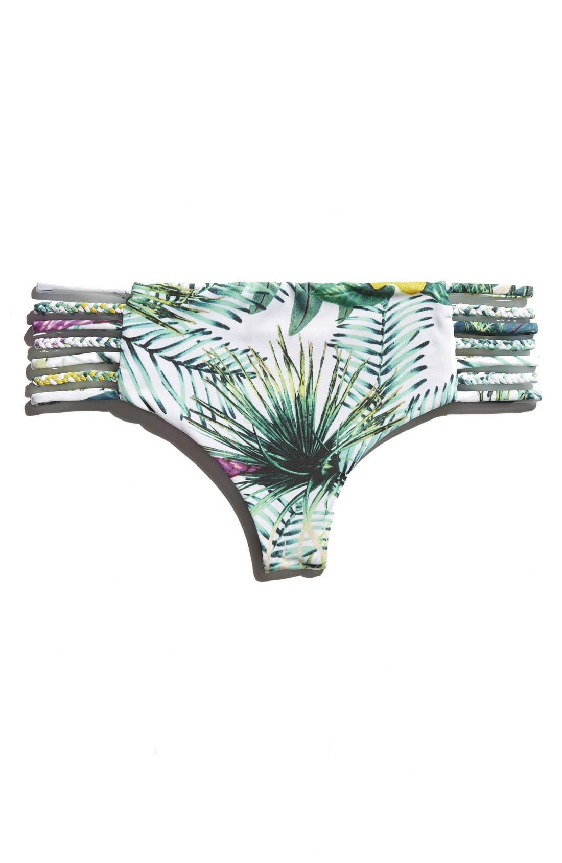 'Bali' Bikini Bottoms,                             Alternate thumbnail 3, color,                             340