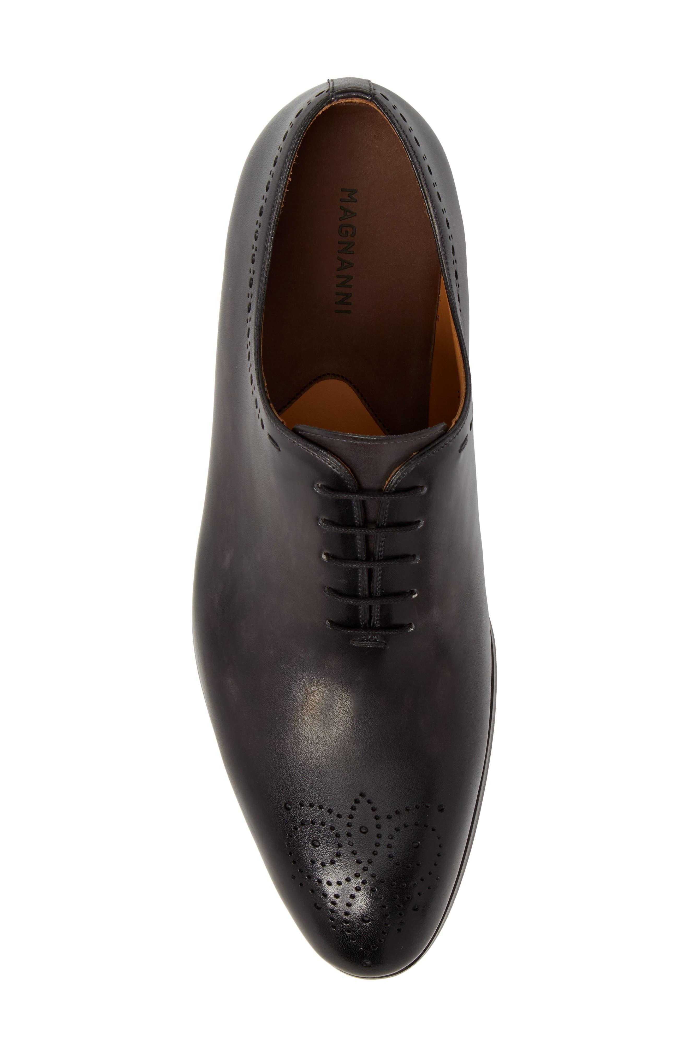 Paolo Brogued Whole Cut Shoe,                             Alternate thumbnail 5, color,                             020