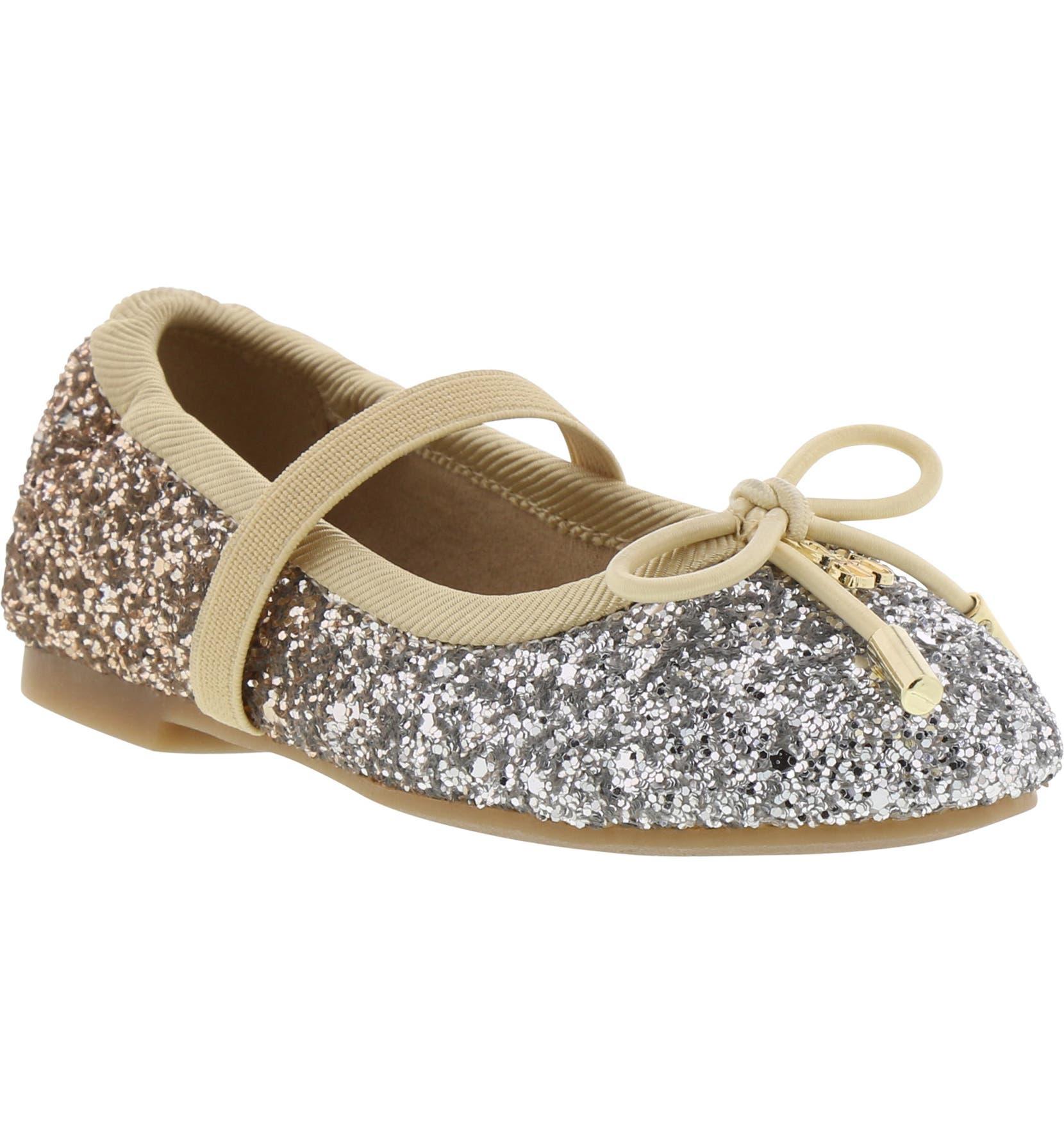 0092cdc0de232 Sam Edelman Felicia Sequin Ballet Flat (Walker   Toddler)