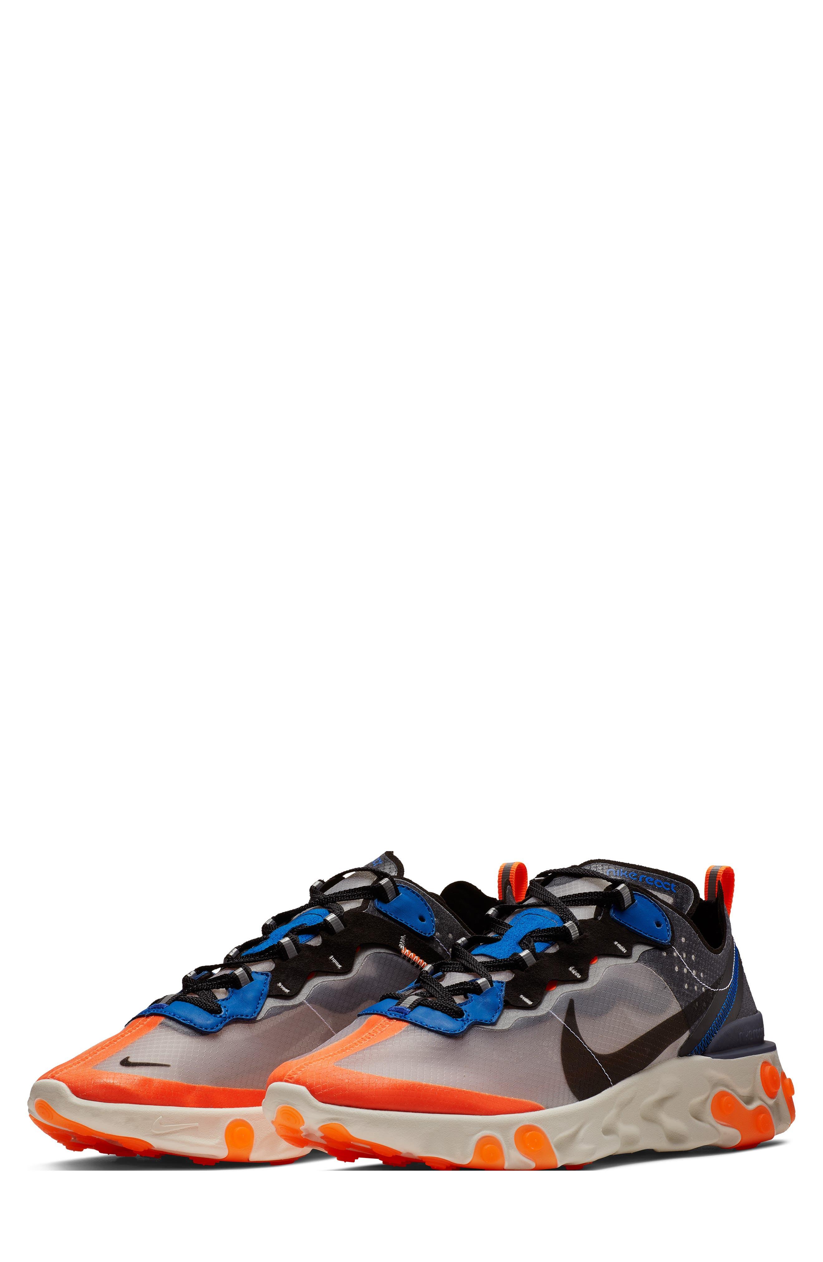 React Element 87 Sneaker,                             Main thumbnail 1, color,                             021