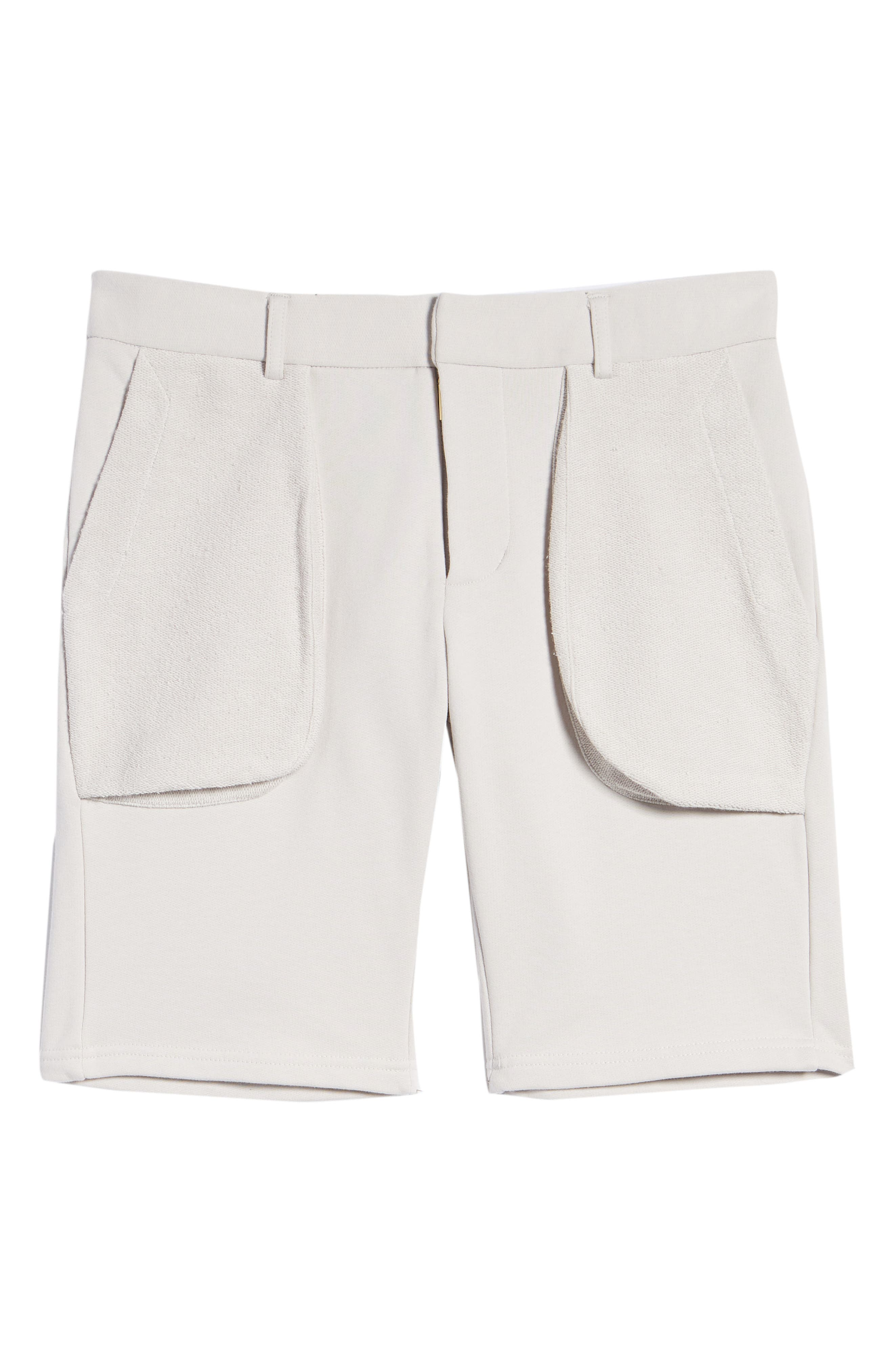 Cargo Shorts,                             Alternate thumbnail 6, color,                             LILAC