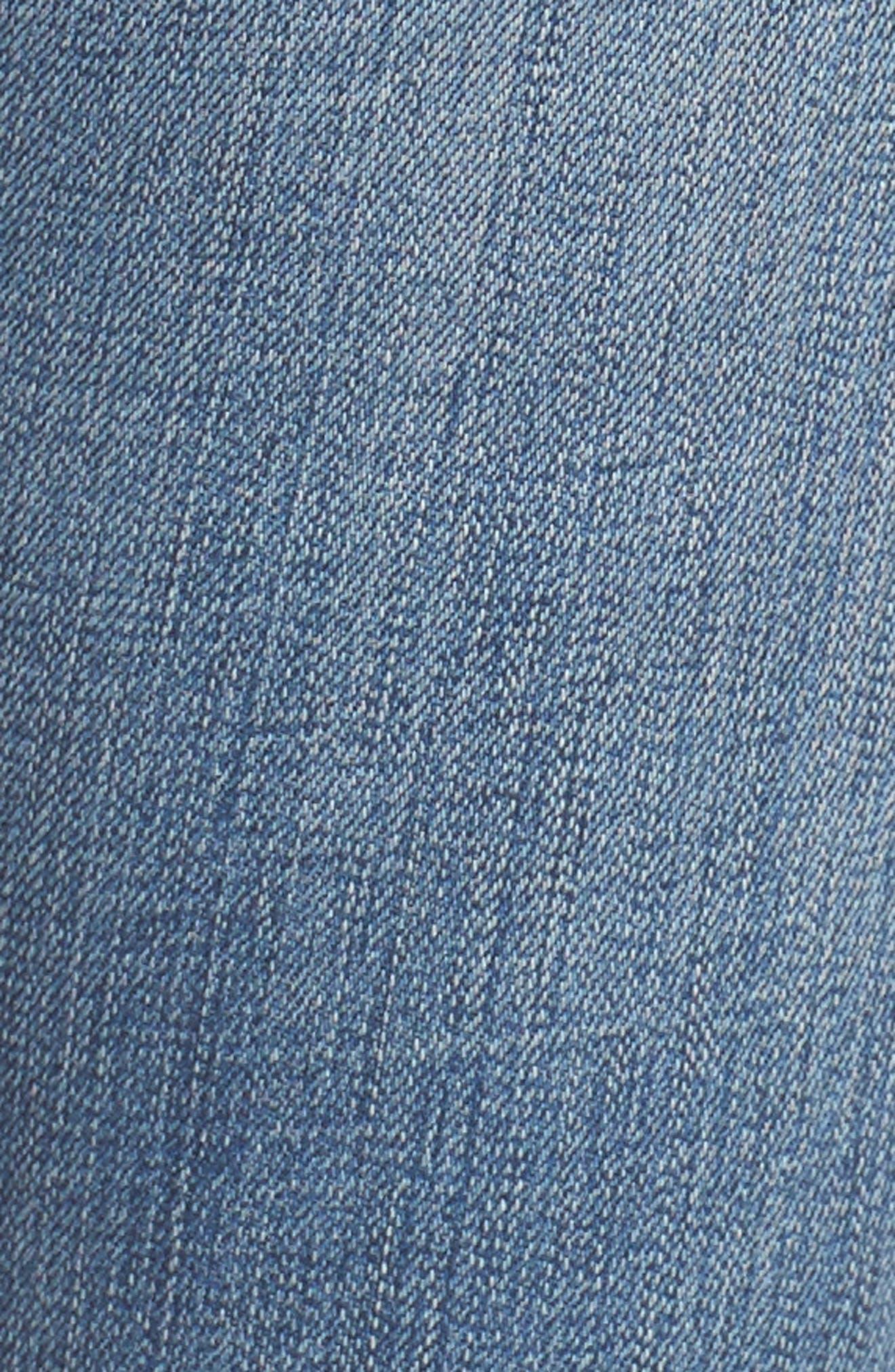 'The Legging' Super Skinny Jeans,                             Alternate thumbnail 45, color,