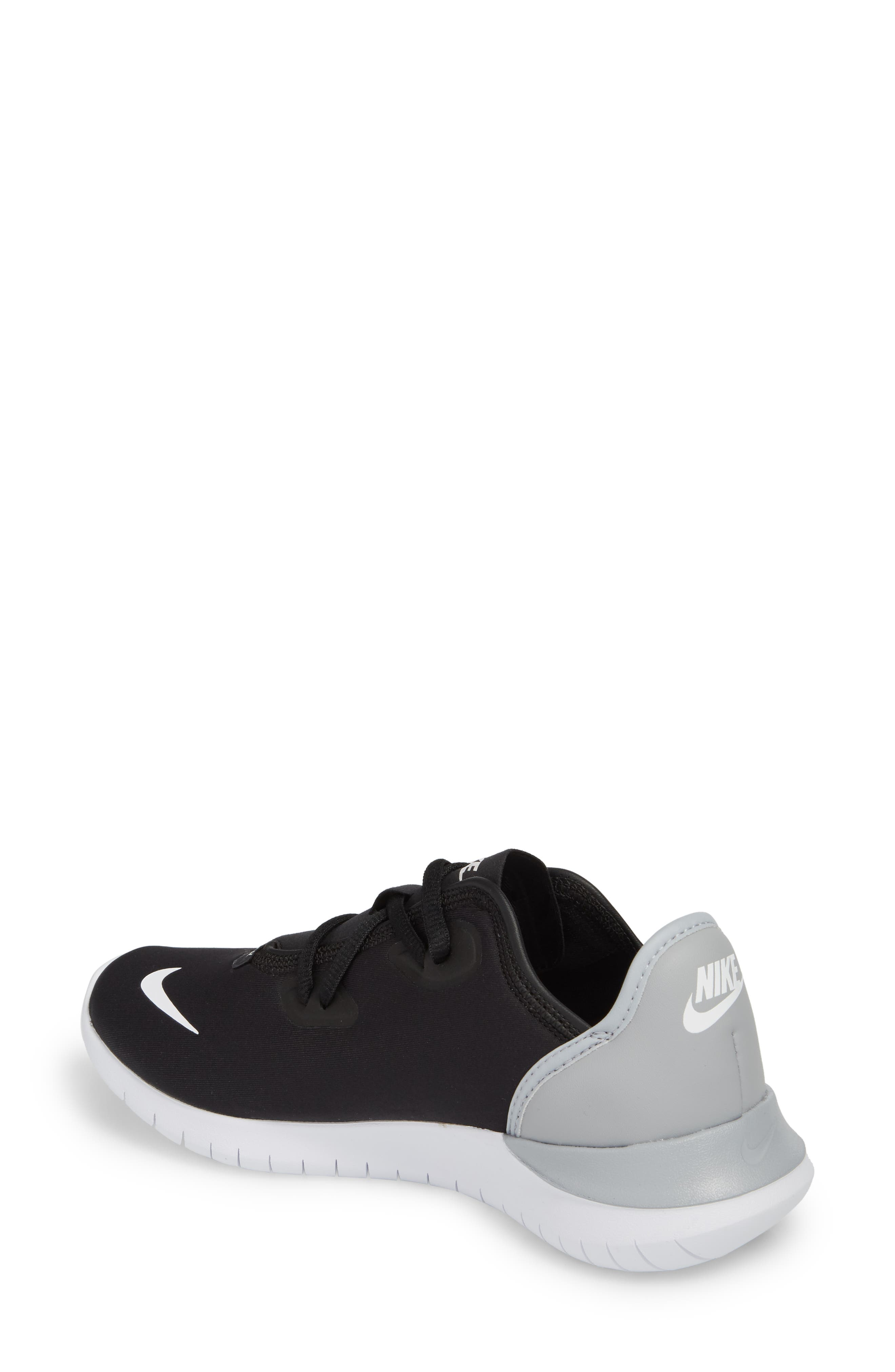 Hakata Sneaker,                             Alternate thumbnail 2, color,                             BLACK/ WHITE