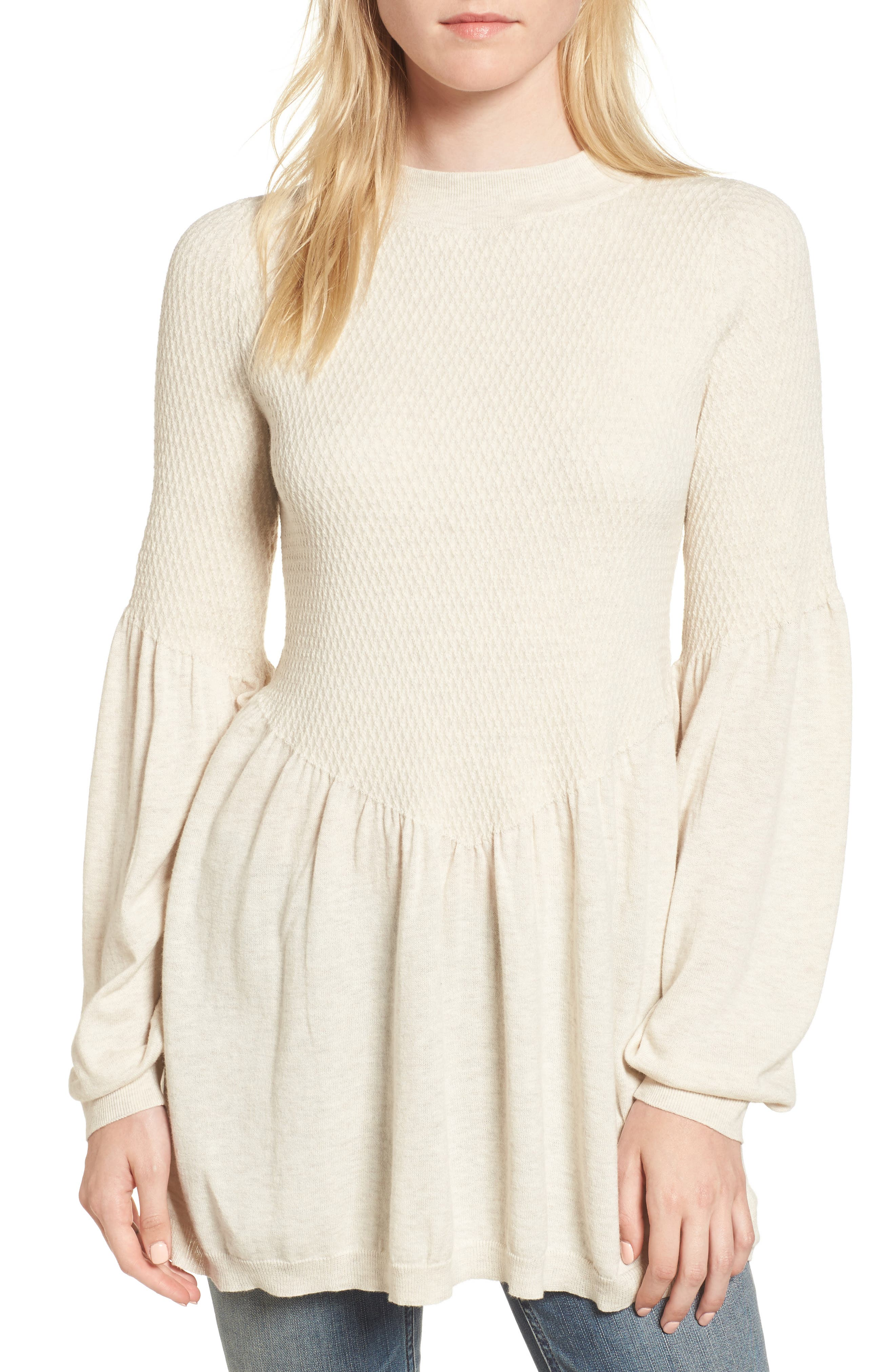 Swingy Hem Sweater,                         Main,                         color, 250