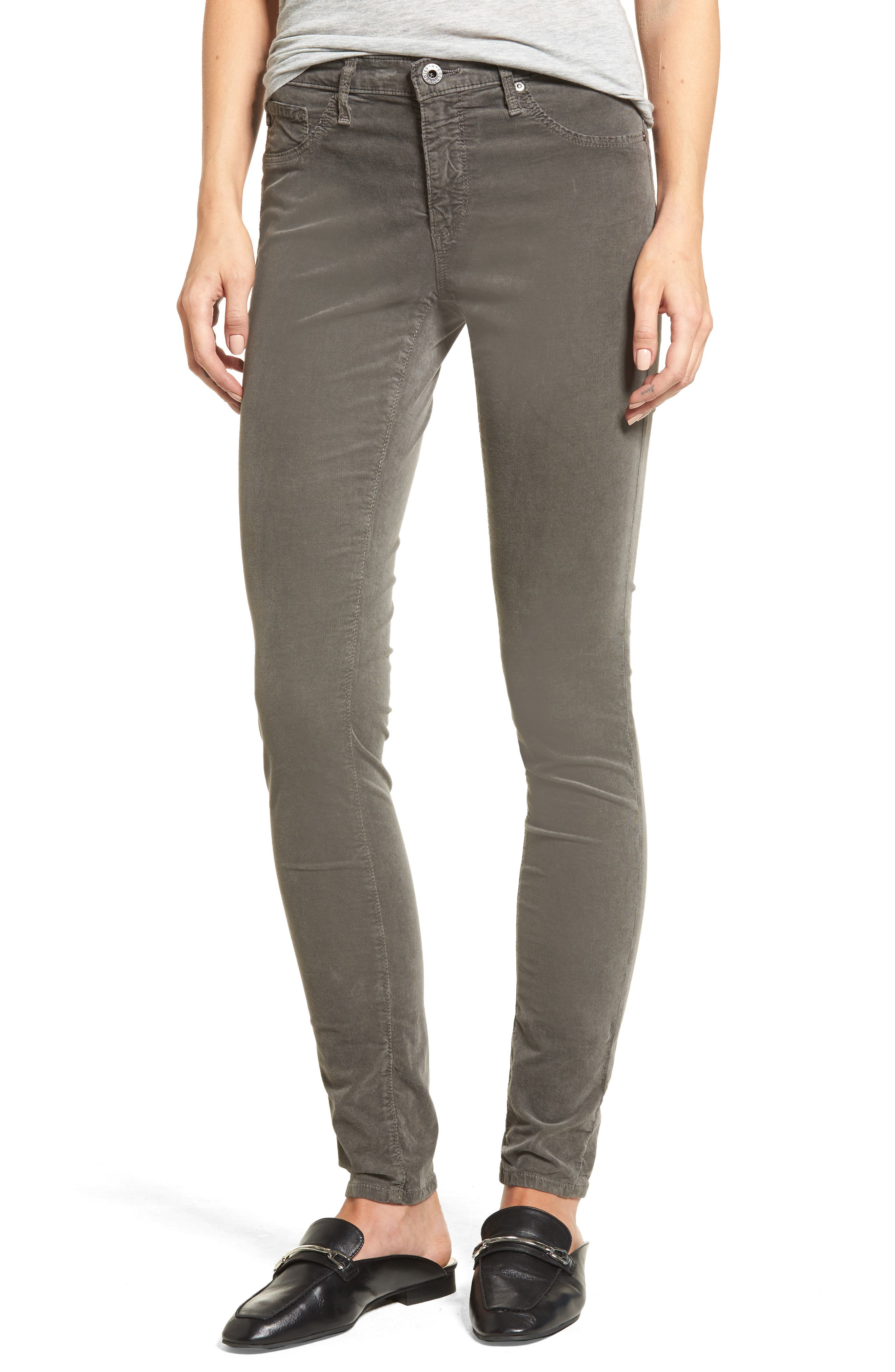 The Legging Super Skinny Corduroy Pants,                             Main thumbnail 1, color,                             029