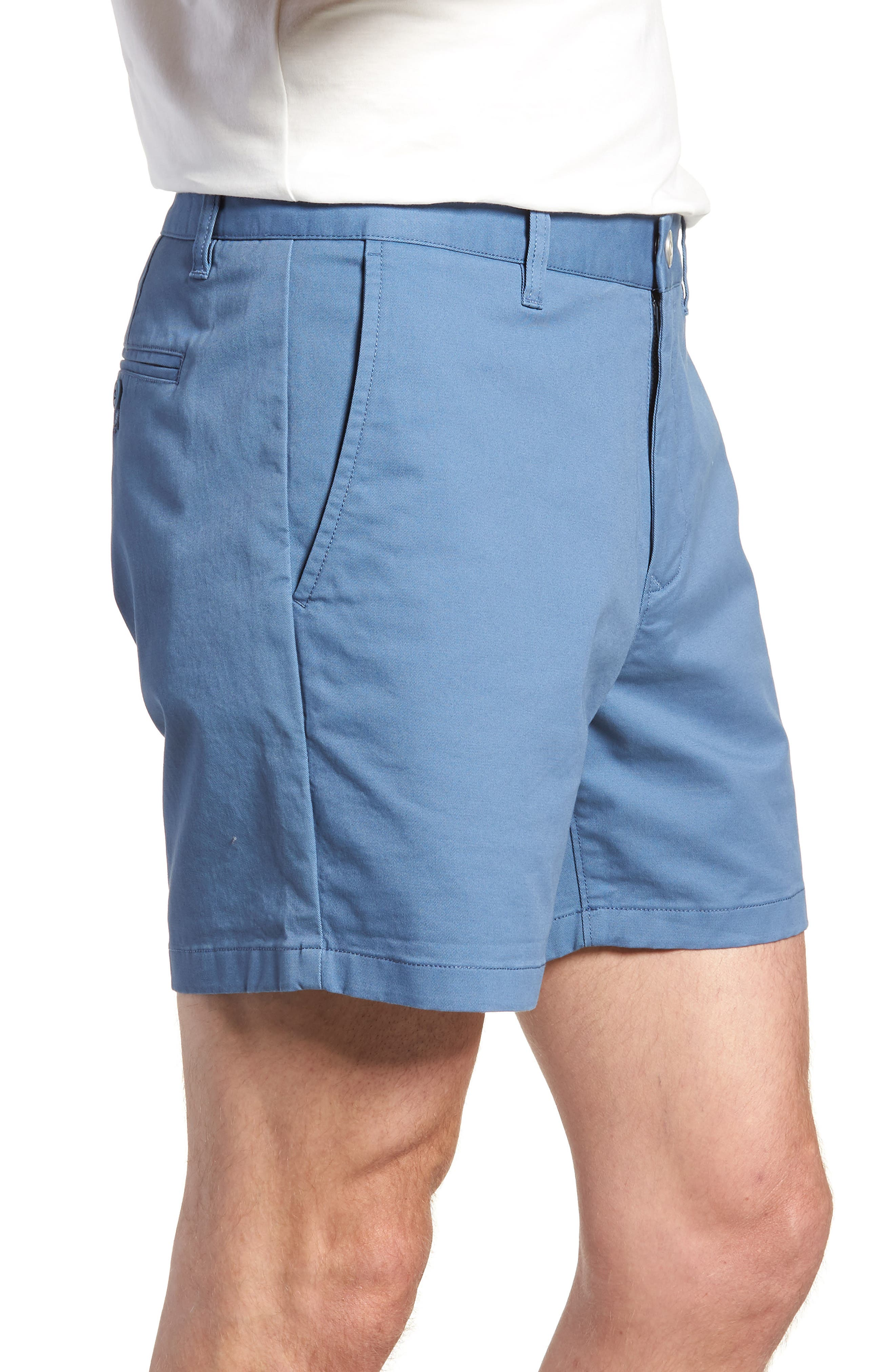 Stretch Washed Chino 5-Inch Shorts,                             Alternate thumbnail 70, color,