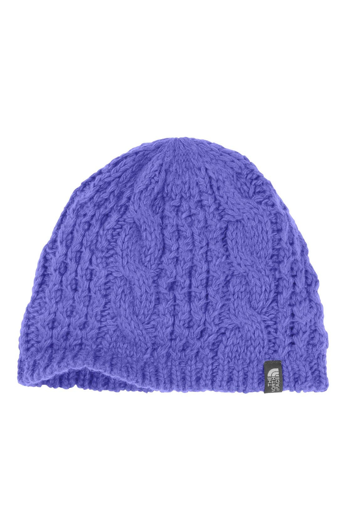 'Minna' Cable Knit Beanie,                             Main thumbnail 13, color,