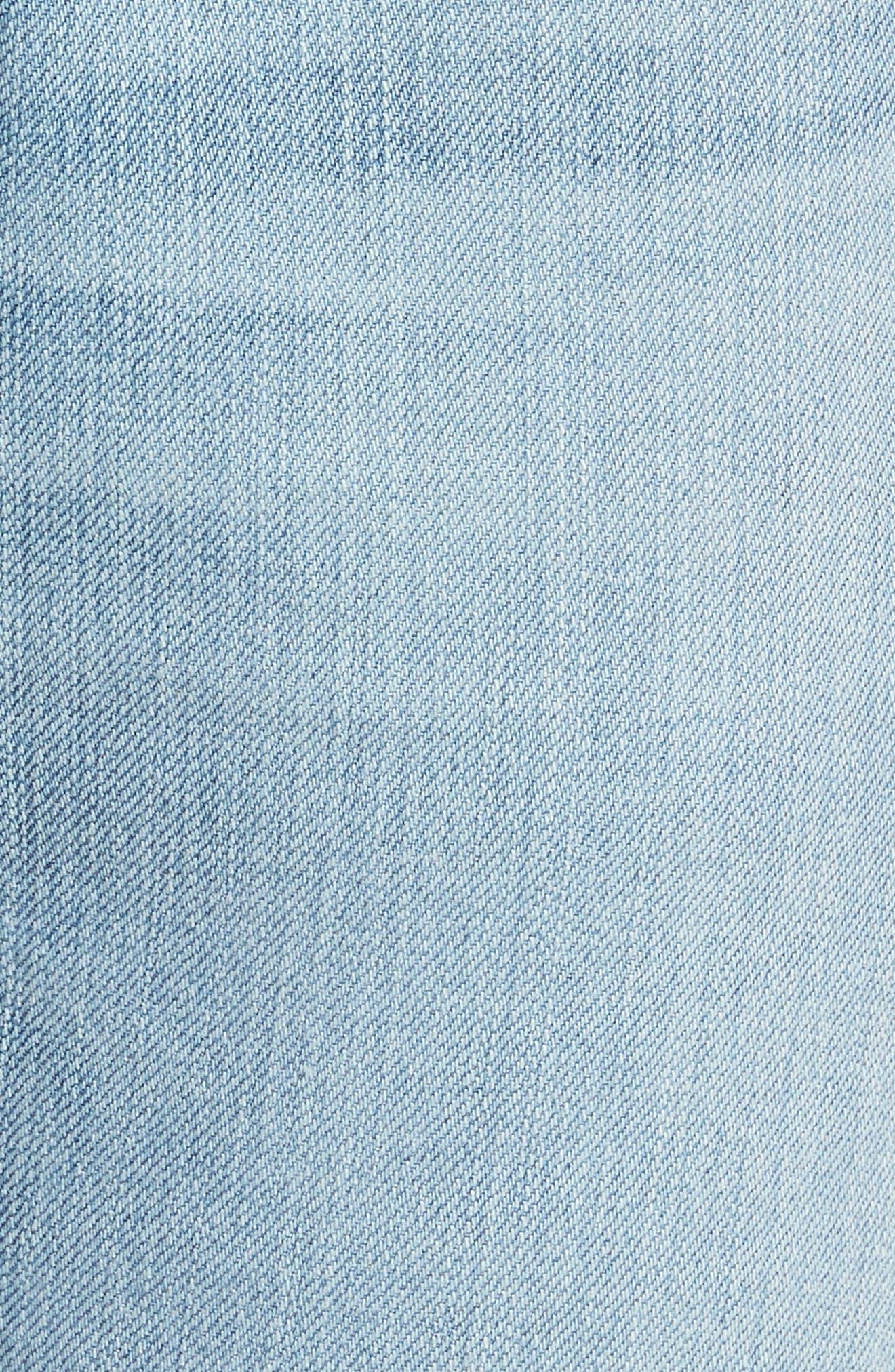 AG,                             Tellis Slim Fit Jeans,                             Alternate thumbnail 5, color,                             498