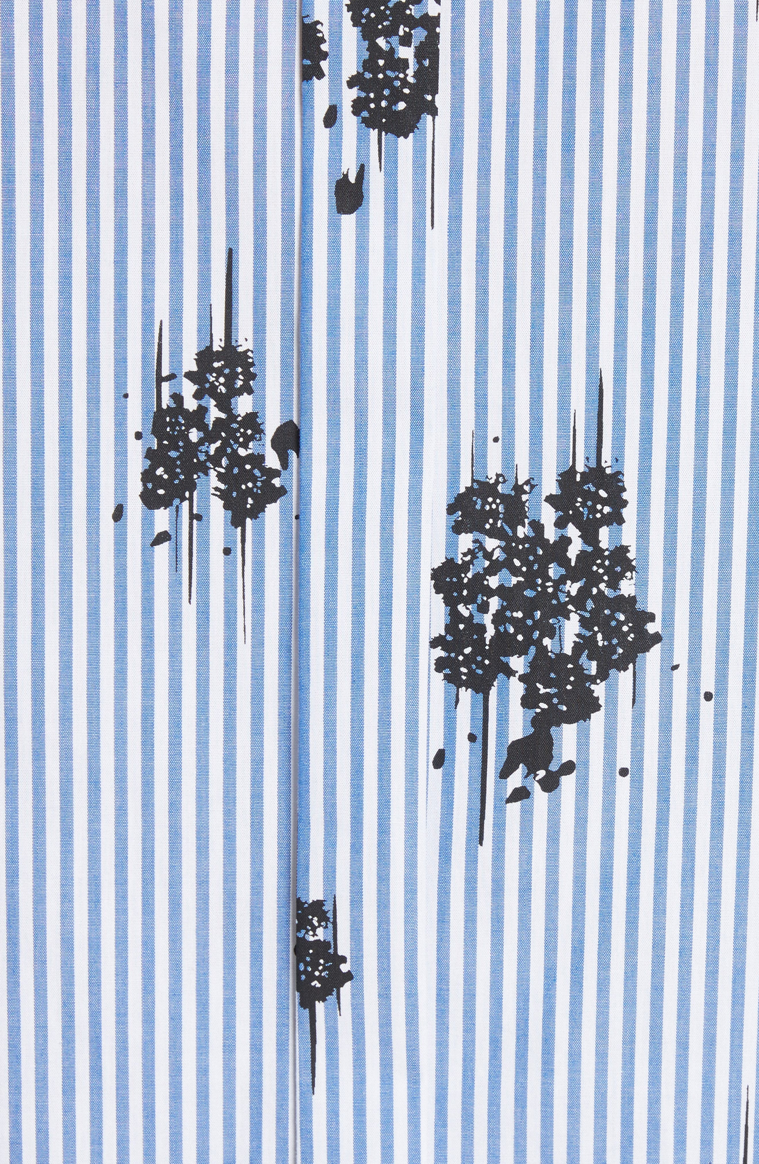 2-in-1 Ruffled Shirtdress,                             Alternate thumbnail 6, color,                             420