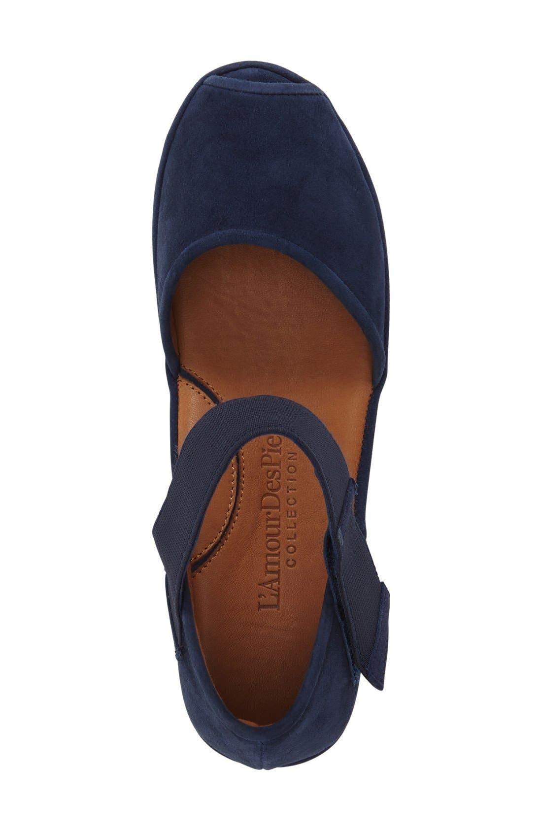 'Amadour' Platform Sandal,                             Alternate thumbnail 35, color,