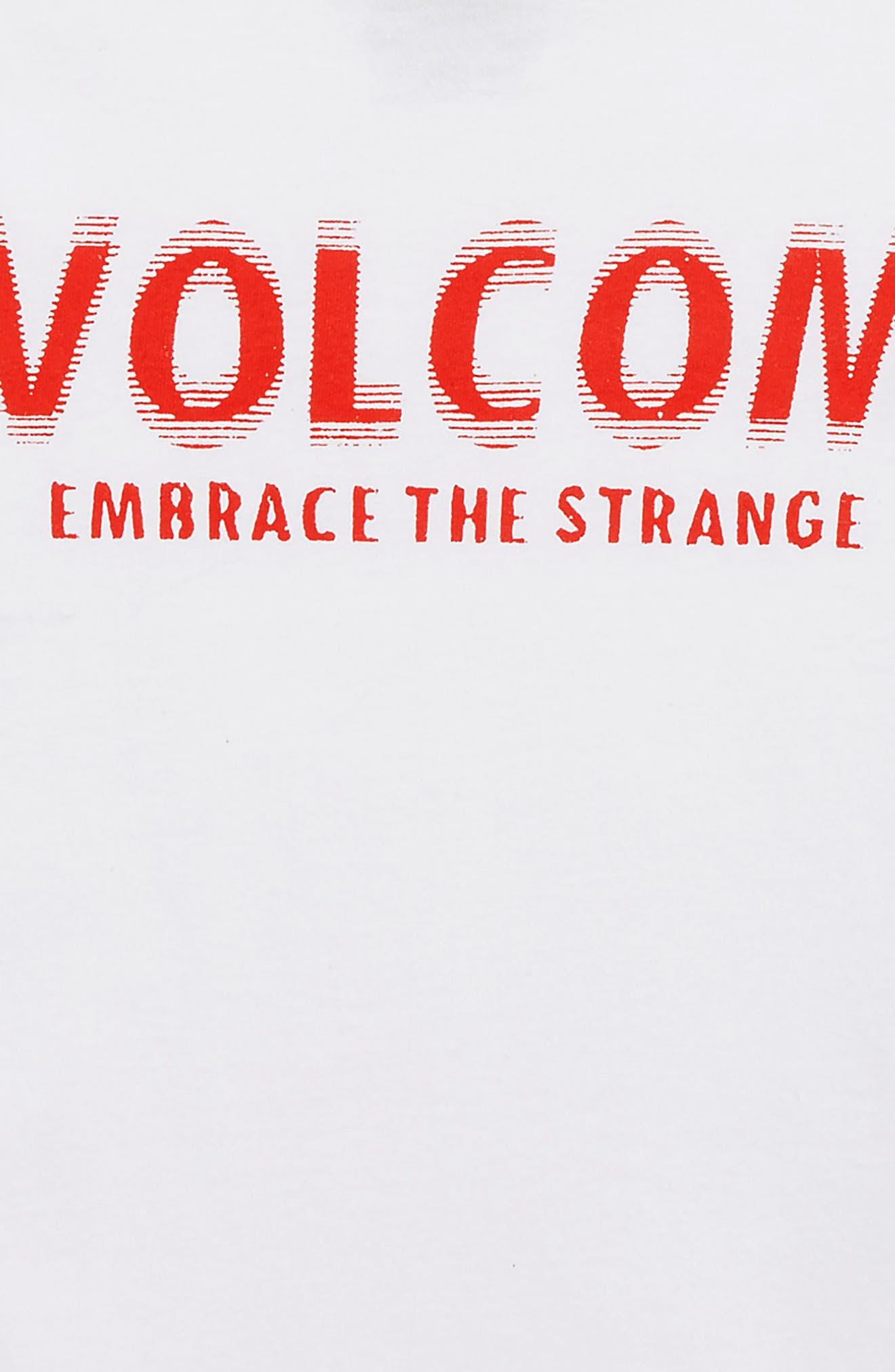The Stranger T-Shirt,                             Alternate thumbnail 2, color,                             WHITE