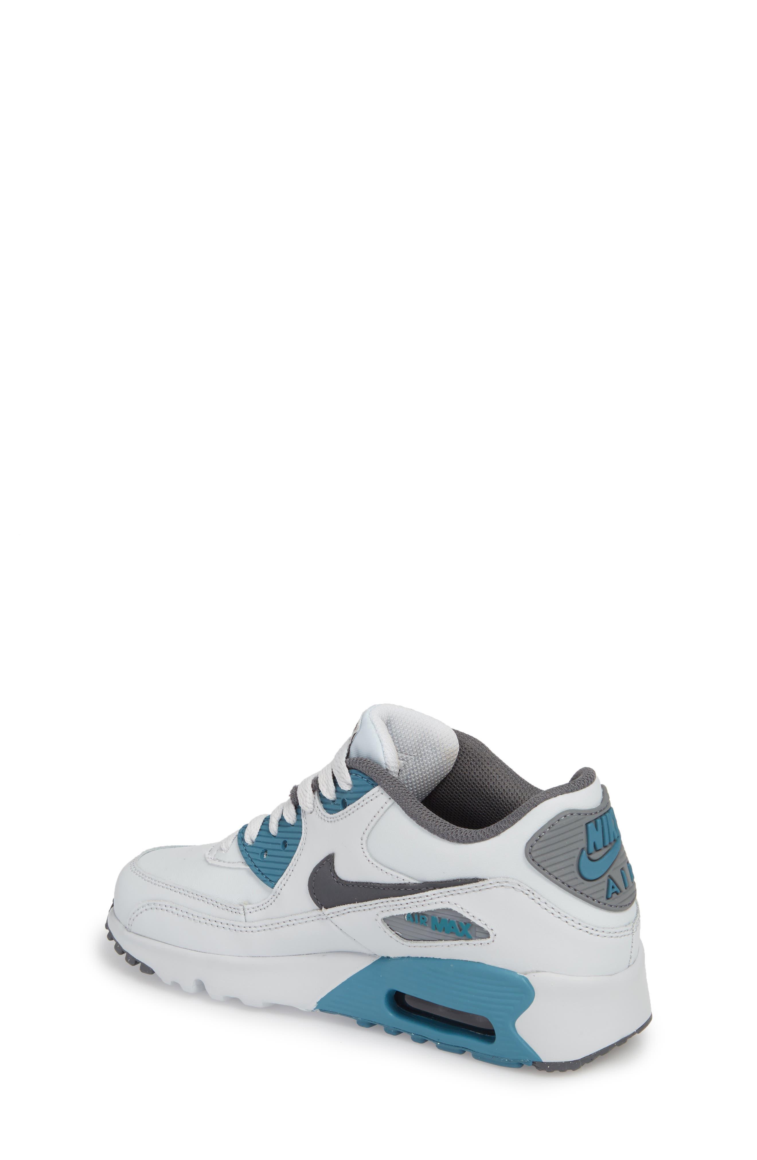Air Max 90 Sneaker,                             Alternate thumbnail 2, color,                             040