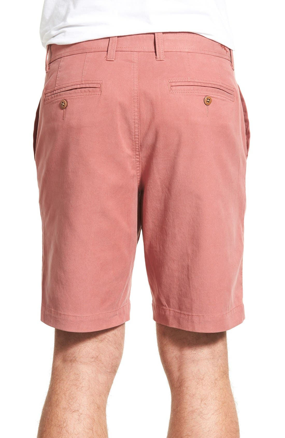 'Offshore' Flat Front Shorts,                             Alternate thumbnail 28, color,