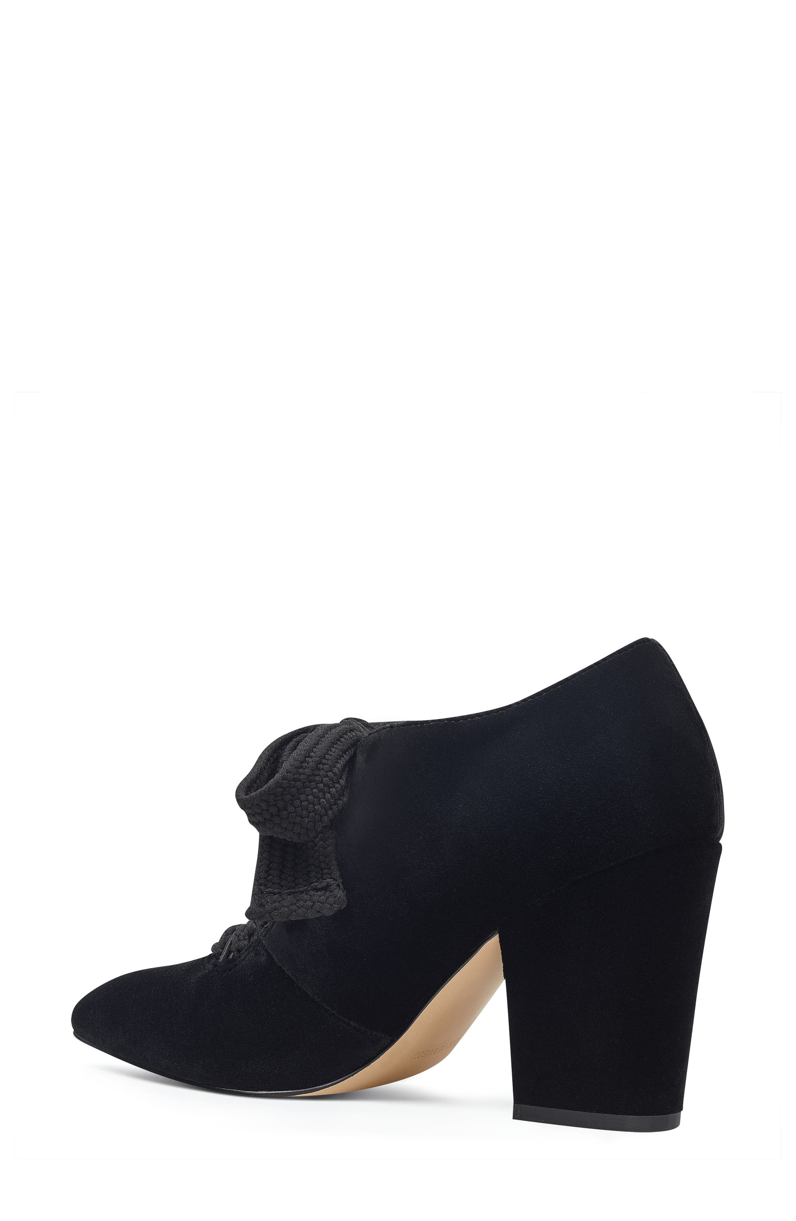 Sweeorn Lace-Up Bootie,                             Alternate thumbnail 2, color,                             009