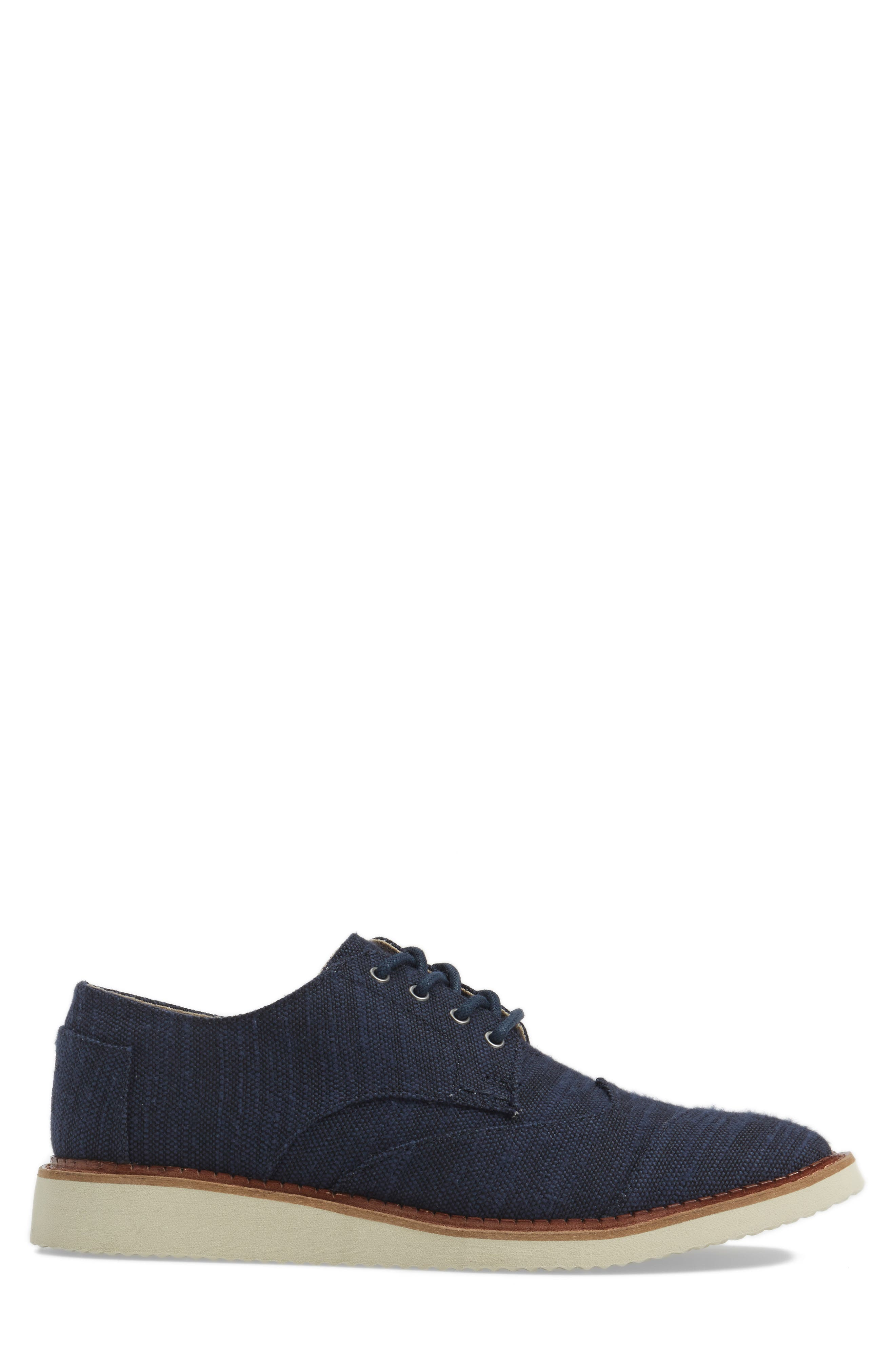 'Classic Brogue' Cotton Twill Derby,                             Alternate thumbnail 43, color,