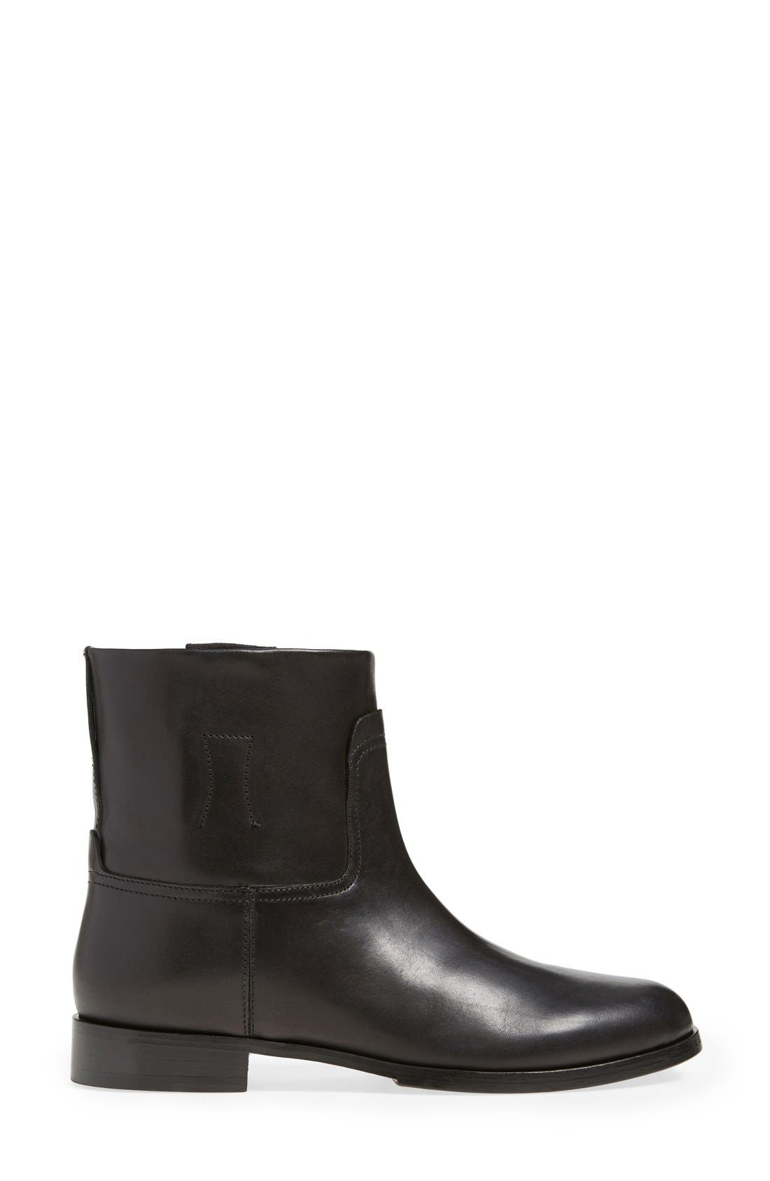 RAG & BONE,                             'Holly' Ankle Bootie,                             Alternate thumbnail 2, color,                             001