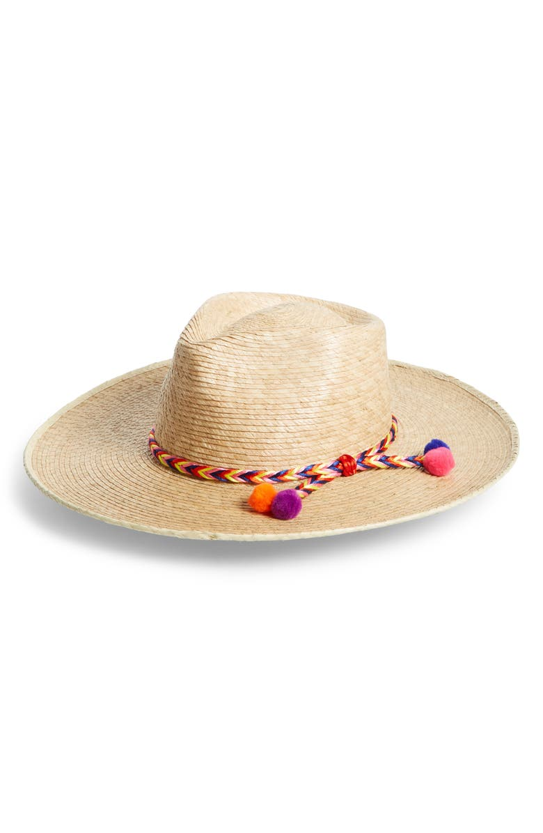 bdc2394cb1a Brixton Joanna Palm Hat