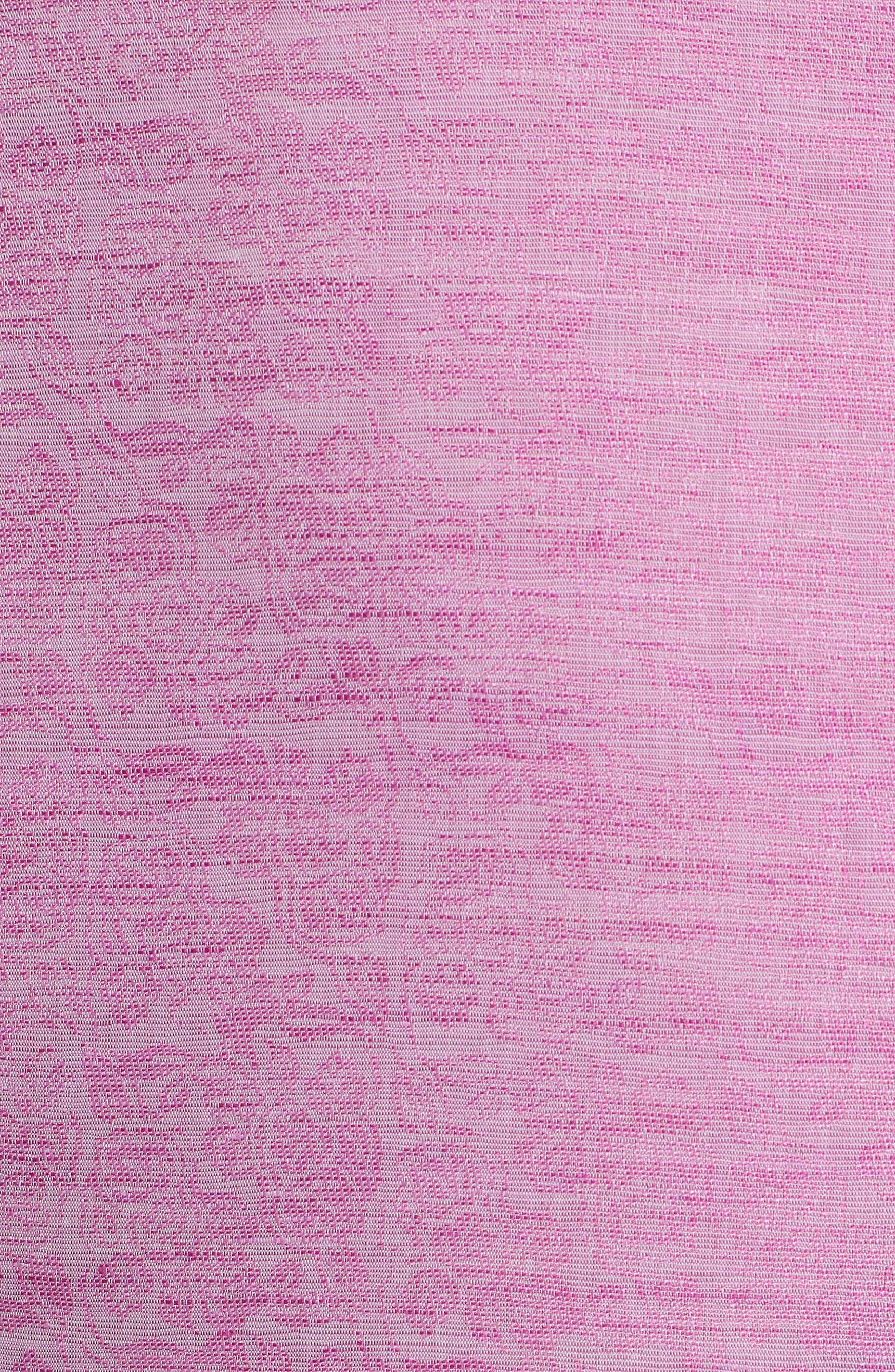Cyprus Classic Fit Linen & Cotton Sport Shirt,                             Alternate thumbnail 14, color,