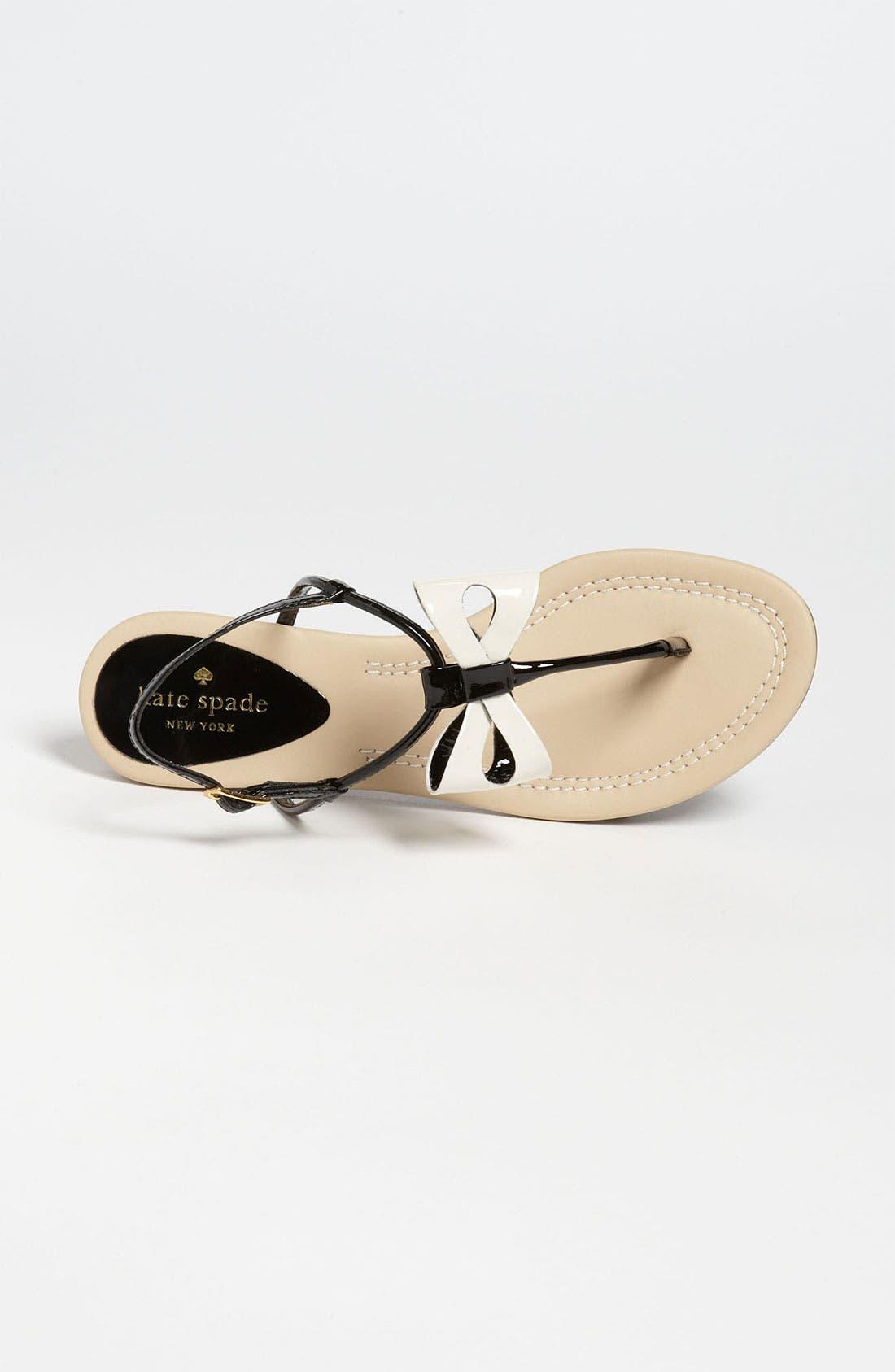 'trendy' sandal,                             Alternate thumbnail 7, color,