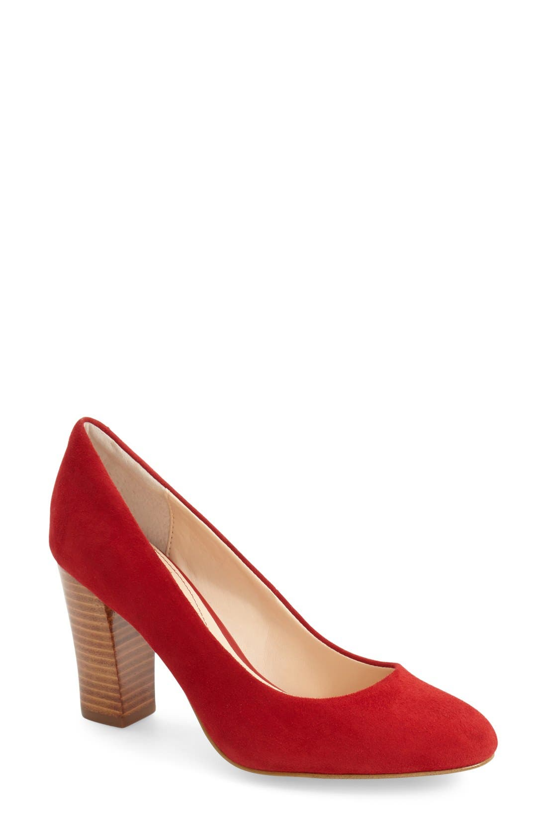 'Eleni II' Block Heel Pump,                             Main thumbnail 9, color,