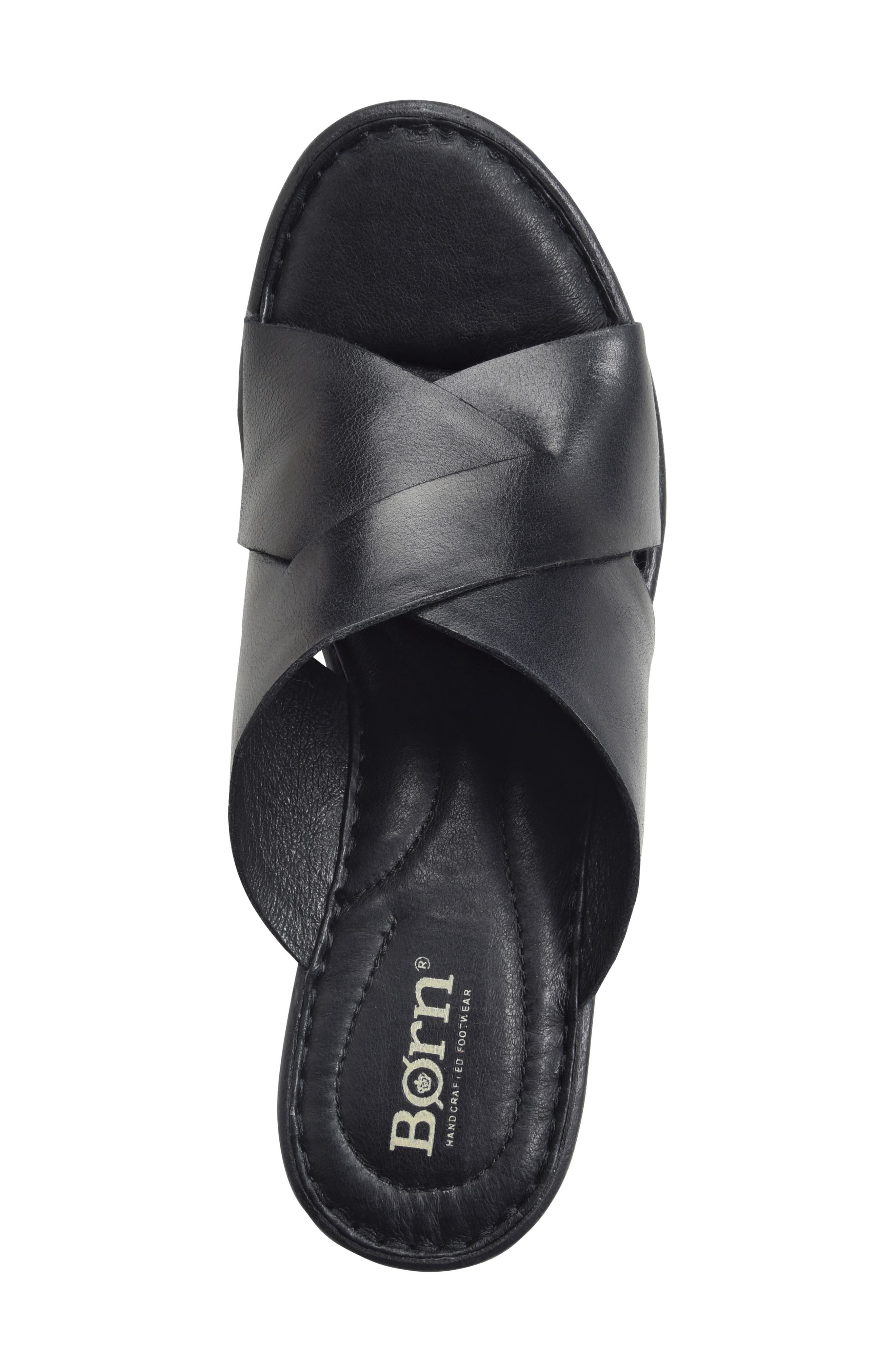Coney Platform Sandal,                             Alternate thumbnail 5, color,                             001