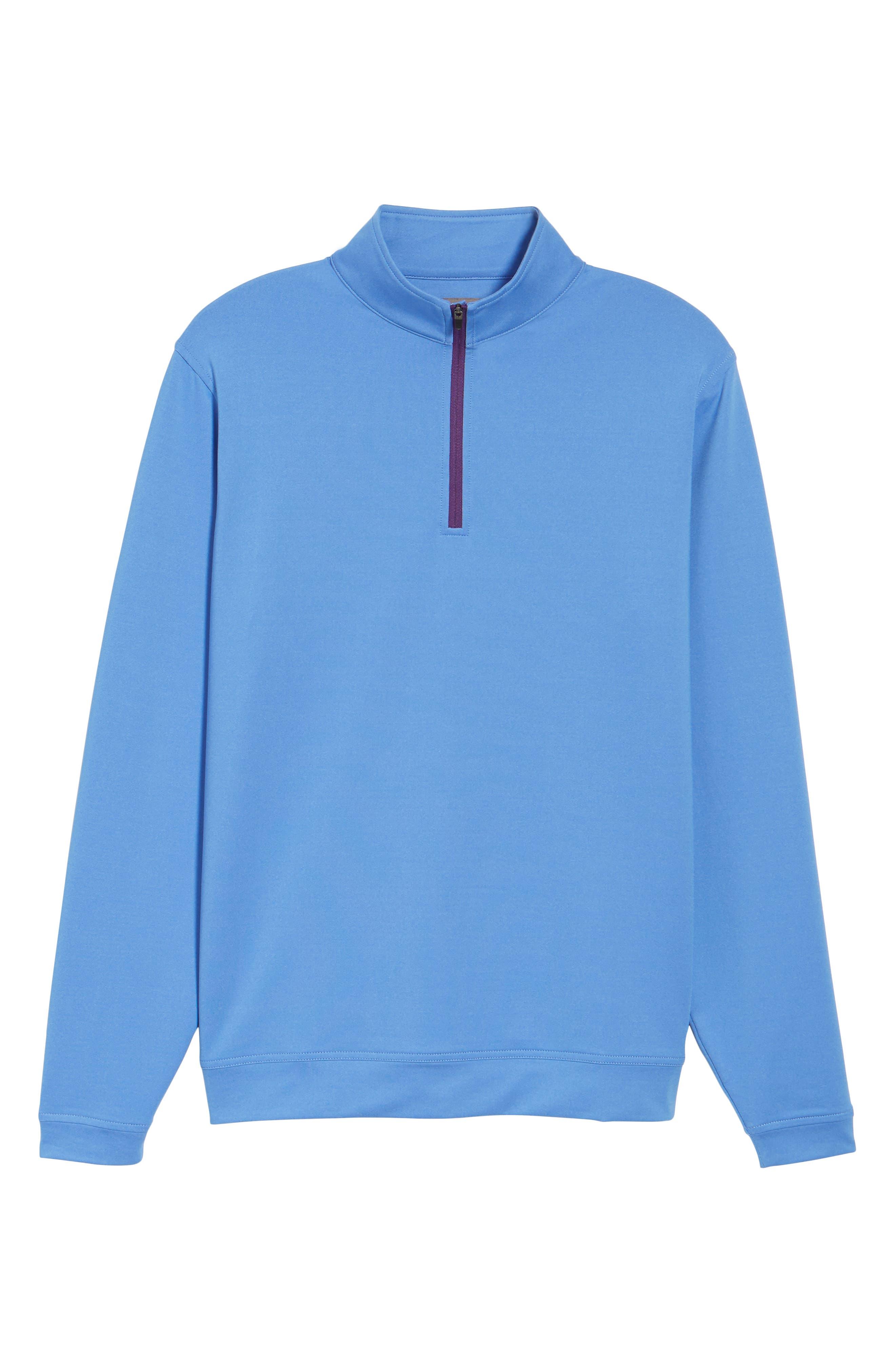 Perth Quarter Zip Stretch Pullover,                             Alternate thumbnail 28, color,