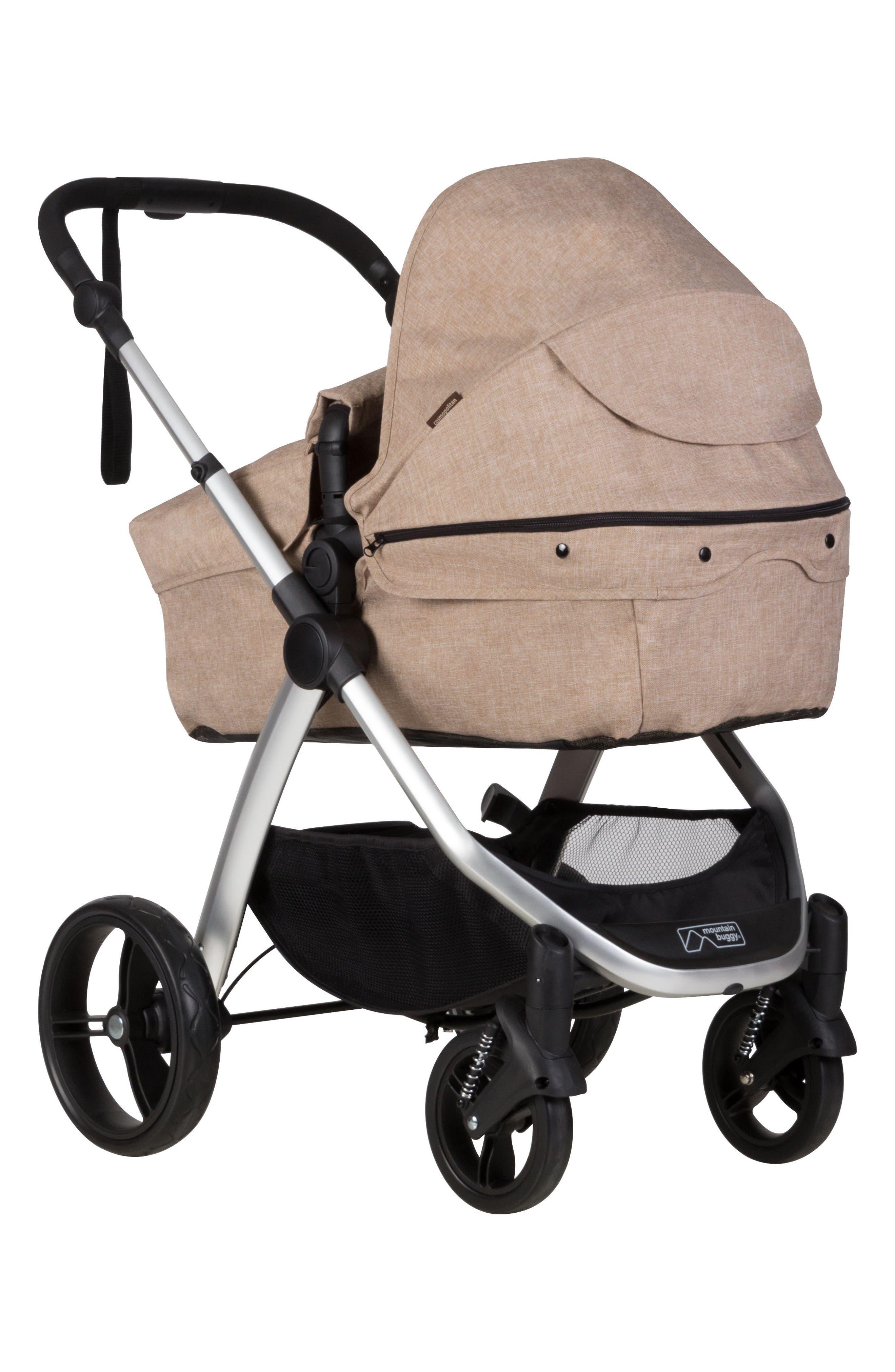 Cosmopolitan Carrycot for Cosmopolitan Stroller,                             Alternate thumbnail 2, color,                             MOCHA