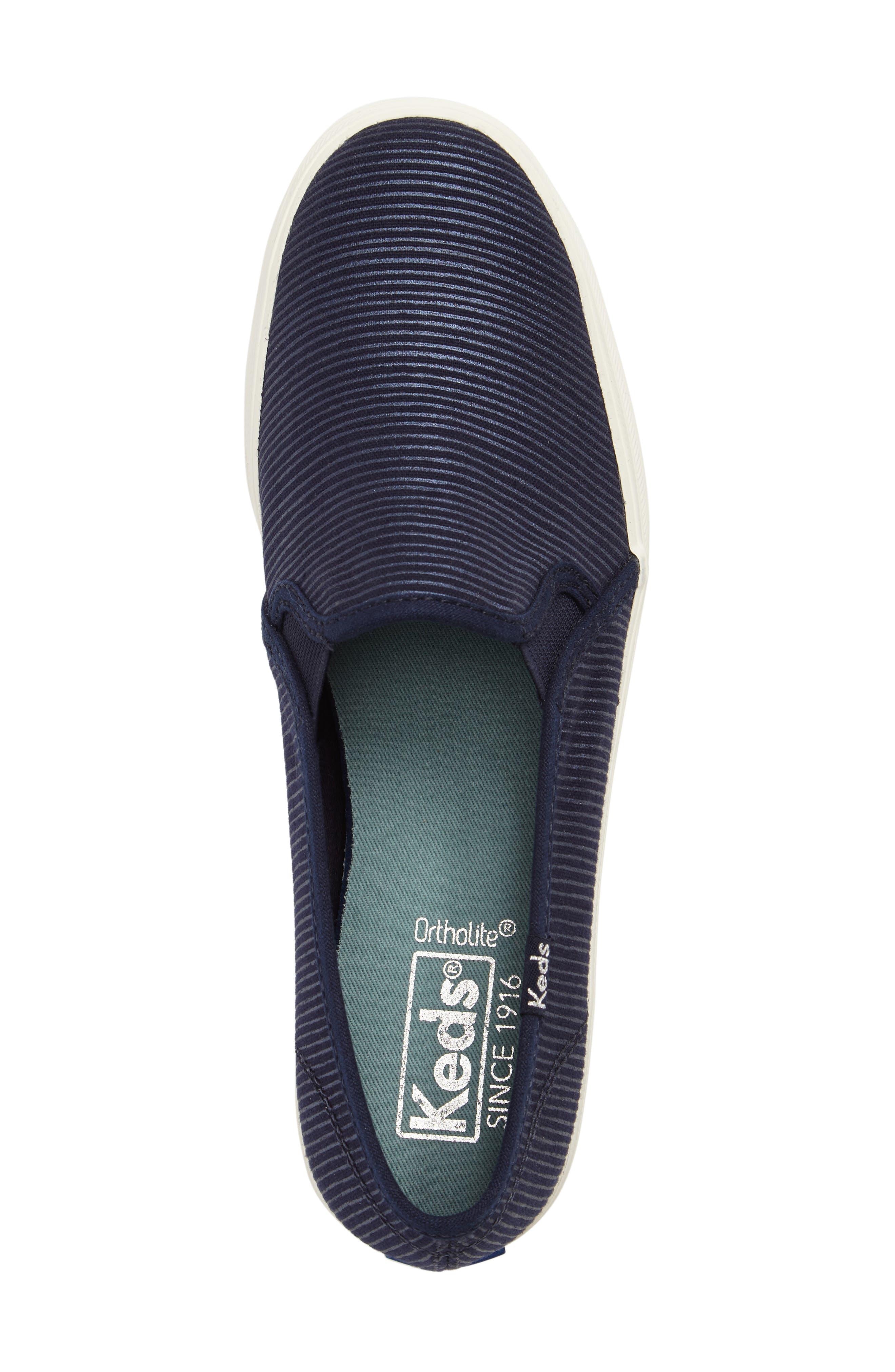 Triple Decker Slip-On Platform Sneaker,                             Alternate thumbnail 41, color,