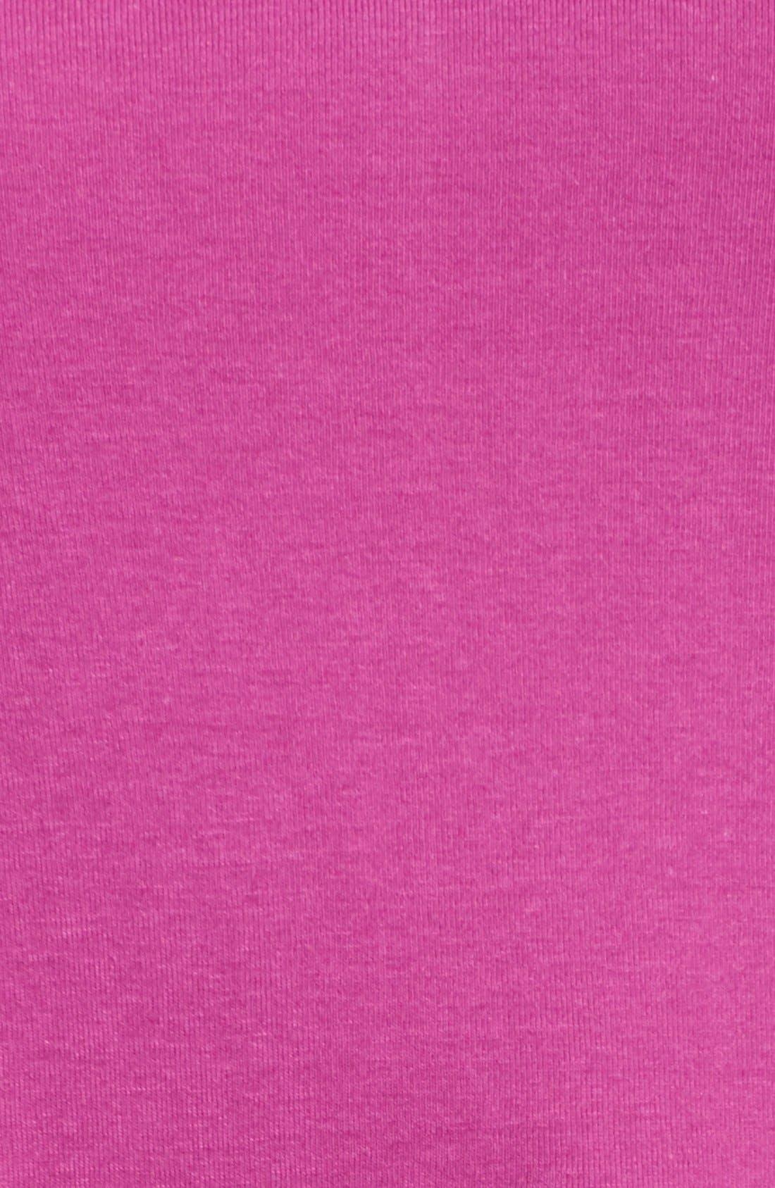Short Sleeve V-Neck Tee,                             Alternate thumbnail 159, color,
