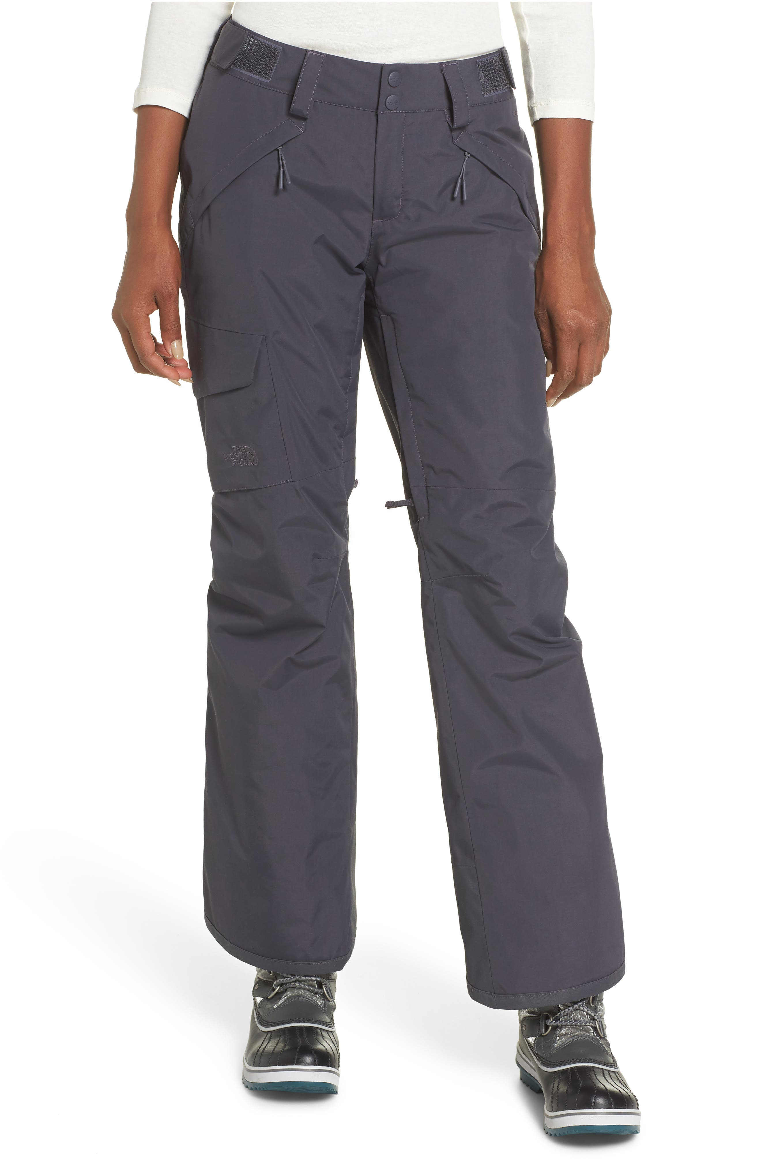 Freedom Waterproof Insulated Pants,                             Main thumbnail 1, color,                             PERISCOPE GREY
