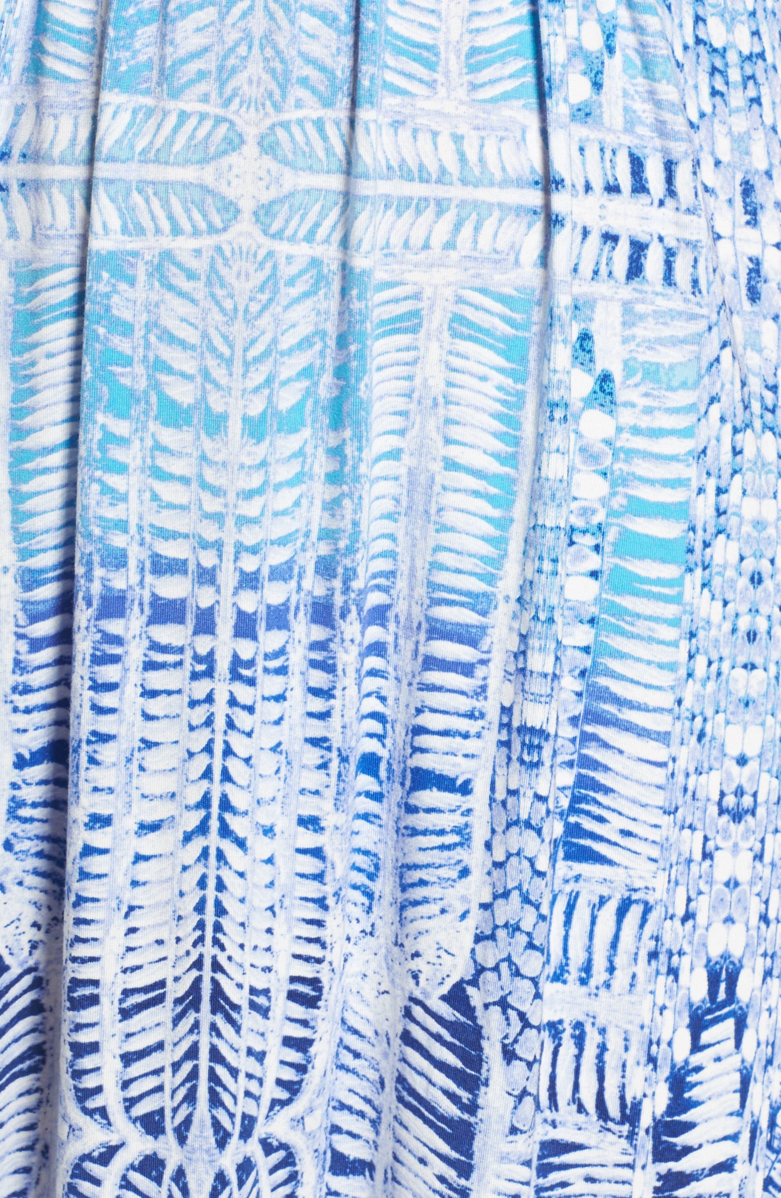 Grecia Sleeveless Jersey Maxi Dress,                             Alternate thumbnail 46, color,