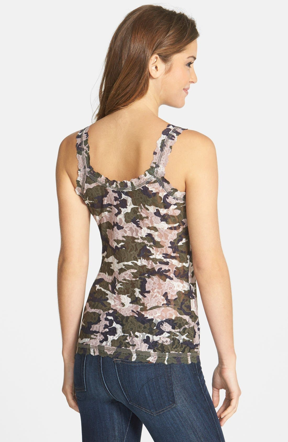 'Hunter' Lace Camisole,                             Alternate thumbnail 3, color,                             301