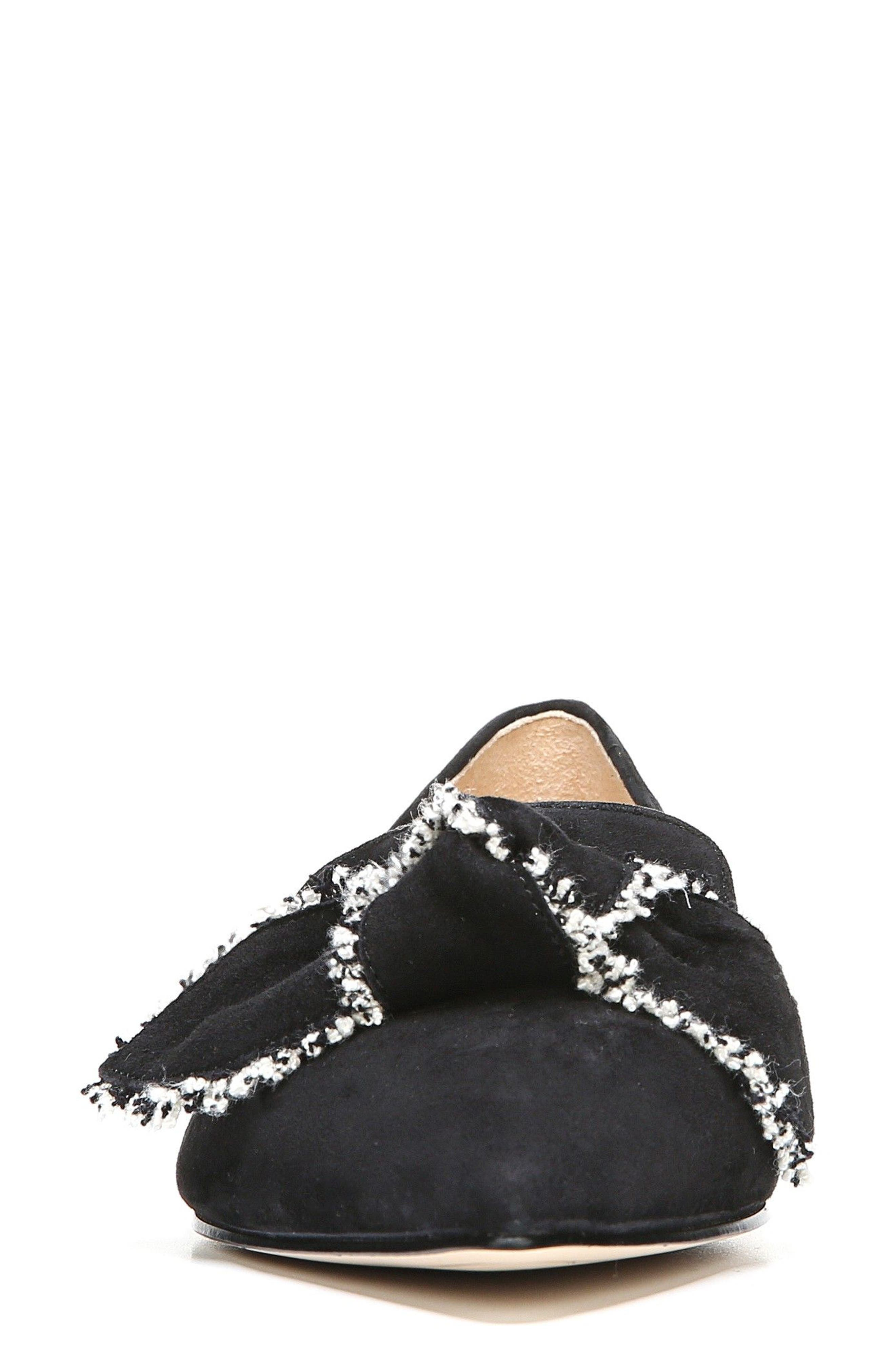 Rochester Bow Pointy Toe Flat,                             Alternate thumbnail 11, color,