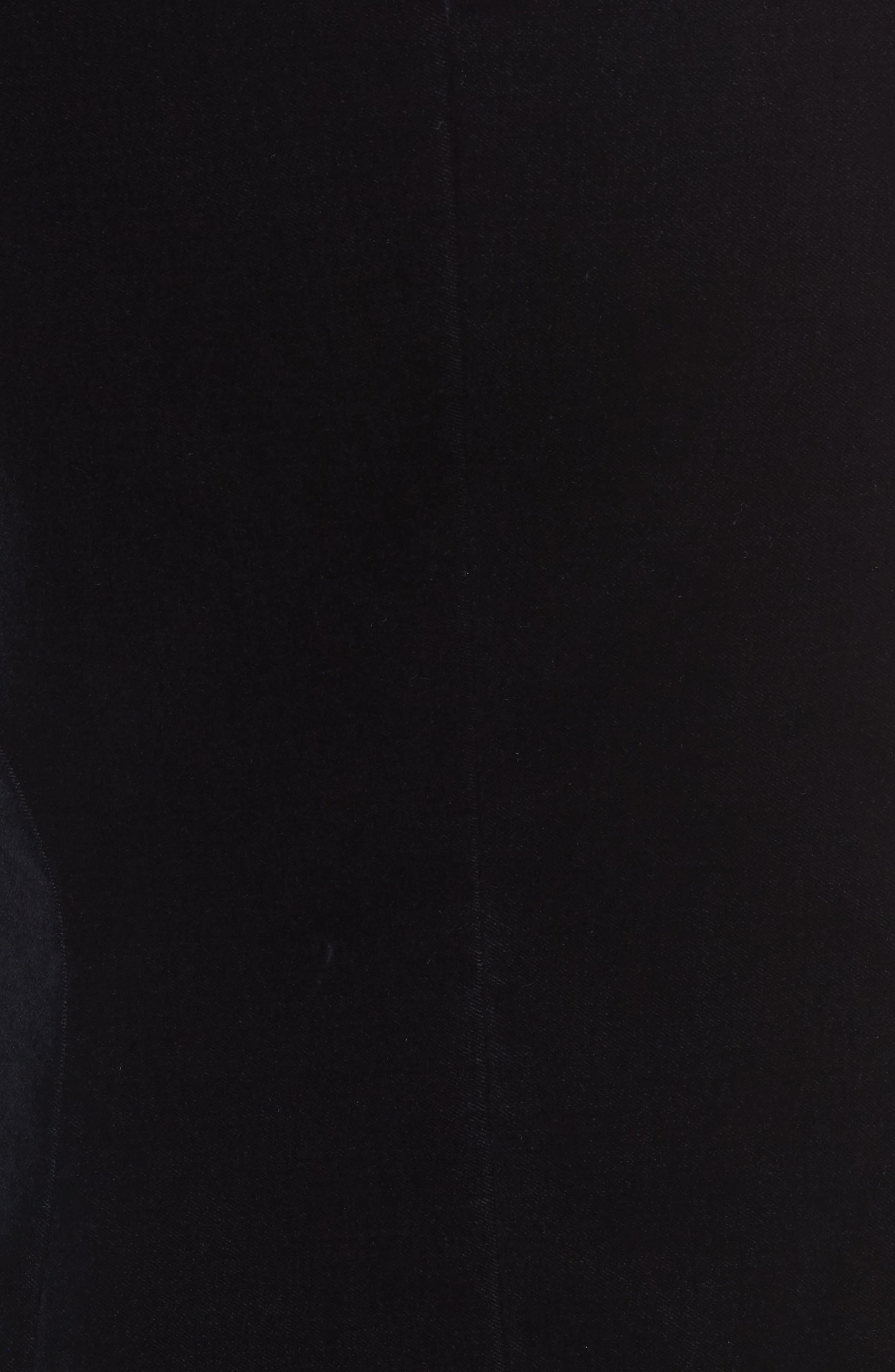 Jeronala Velvet Tuxedo Jacket,                             Alternate thumbnail 6, color,                             480