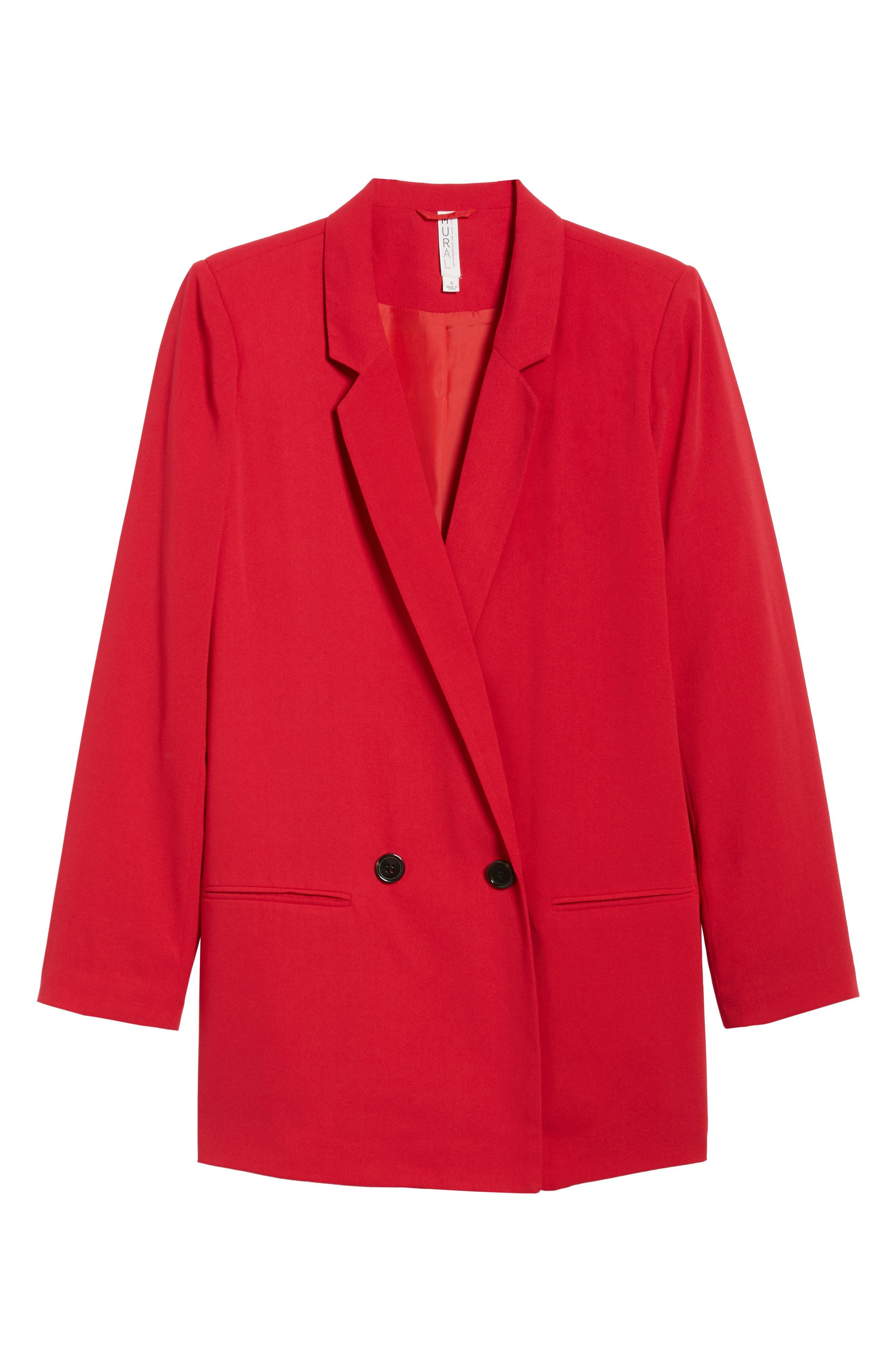 Oversize Blazer,                             Alternate thumbnail 46, color,